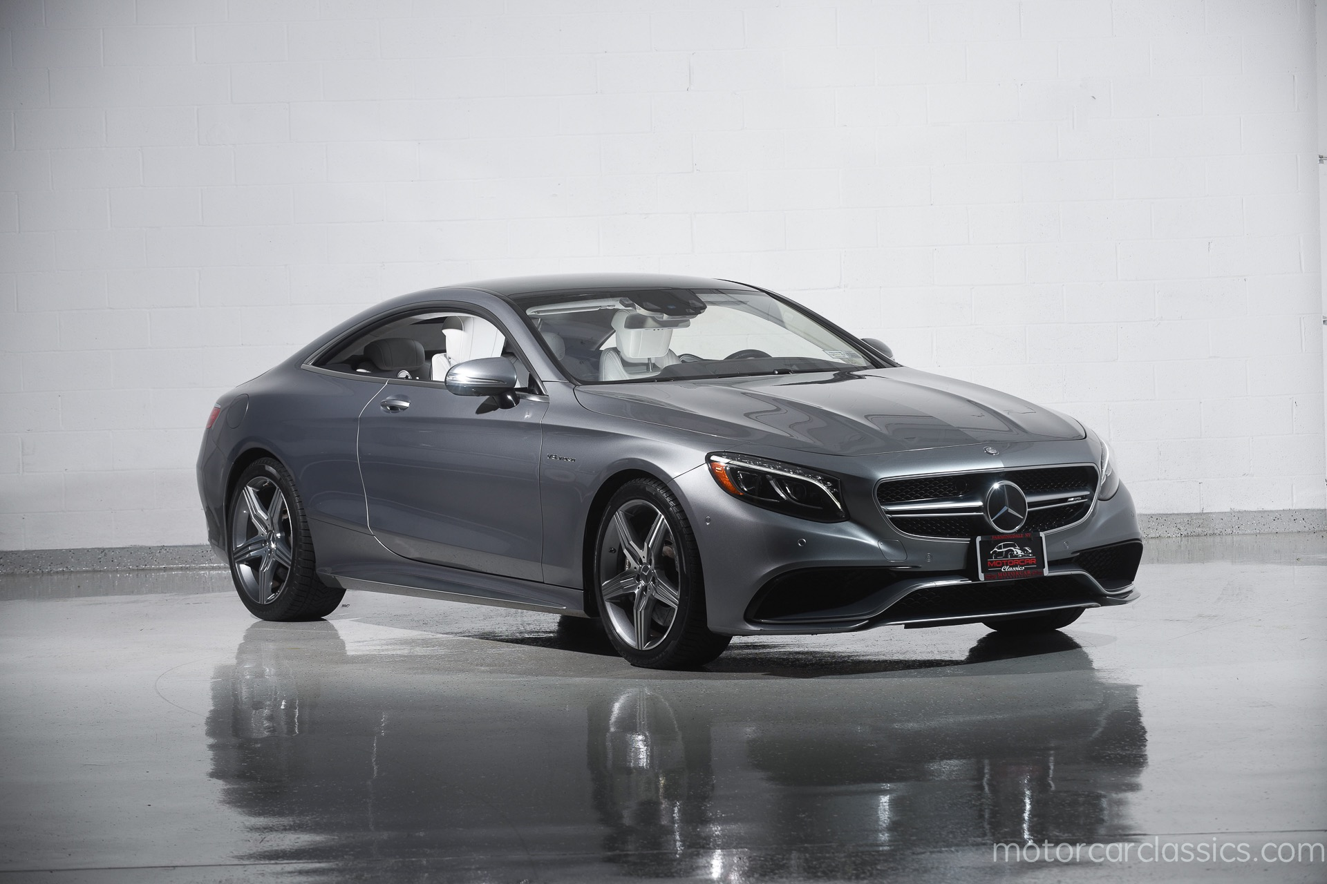 2015 mercedes benz s63 amg s 63 amg motorcar classics for 2015 mercedes benz s63 amg price
