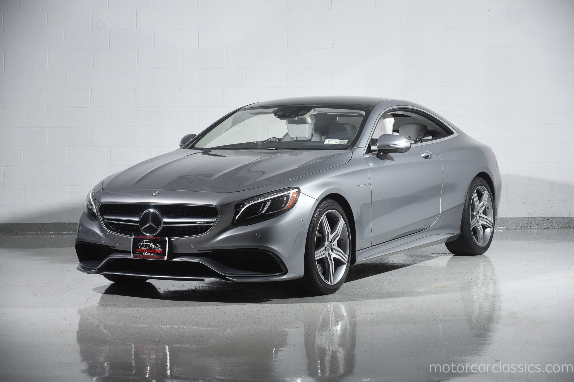 2015 mercedes benz s63 amg motorcar classics exotic for 2015 mercedes benz s63