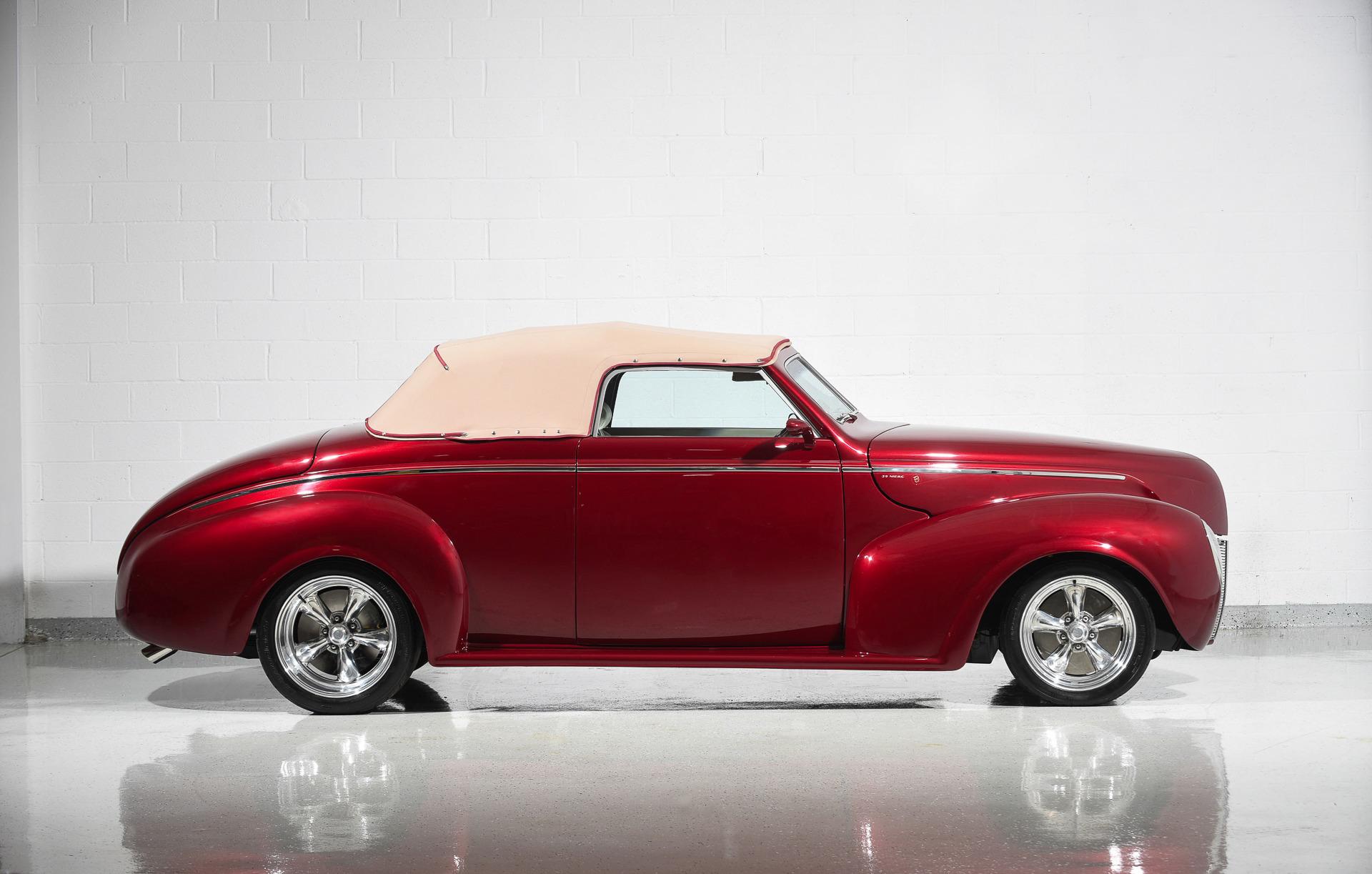 1939 Mercury Custom