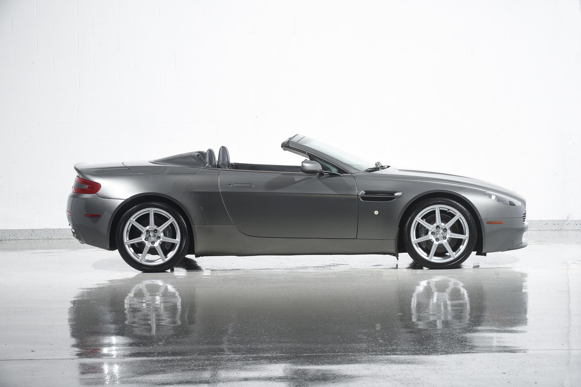 2008 aston martin v8 vantage roadster | motorcar classics | exotic