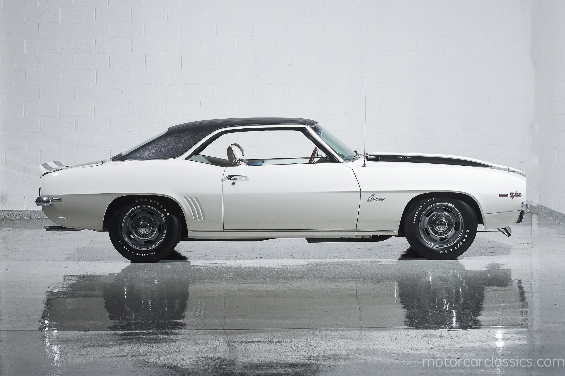 Used 1969 Chevrolet Camaro Z28 For Sale ($64,900) | Motorcar