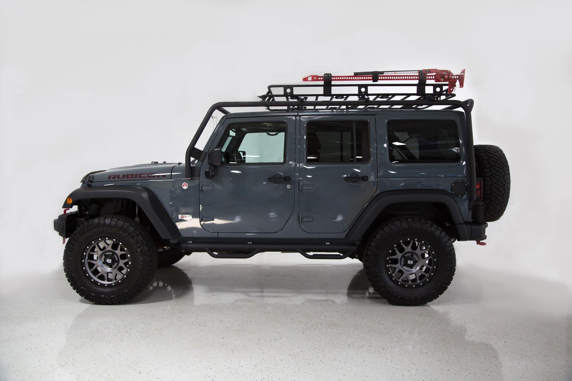 2013 Jeep Wrangler Unlimited Rubicon 10th Anniversary