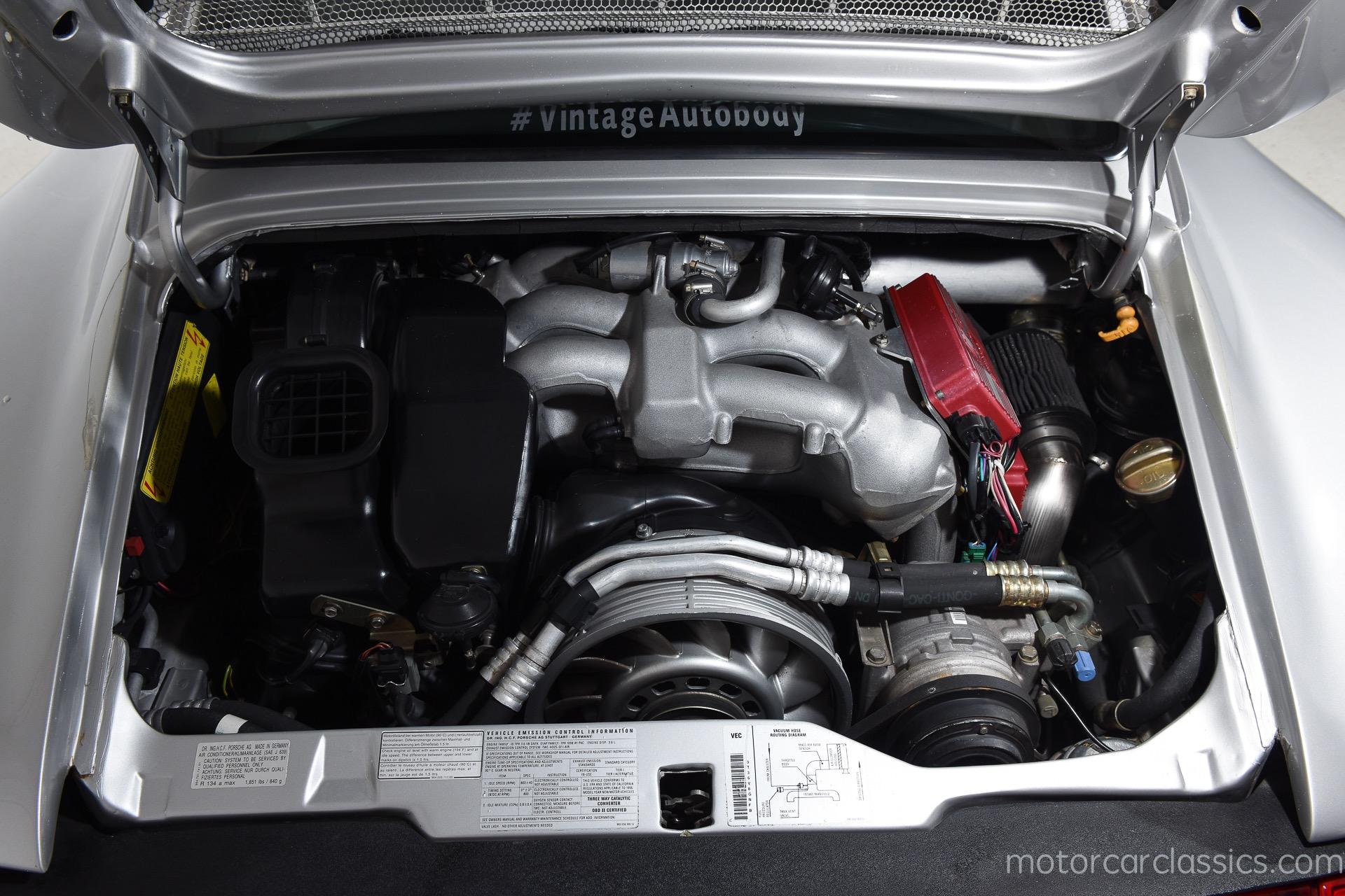 1996 Porsche 911 Turbo Carrera
