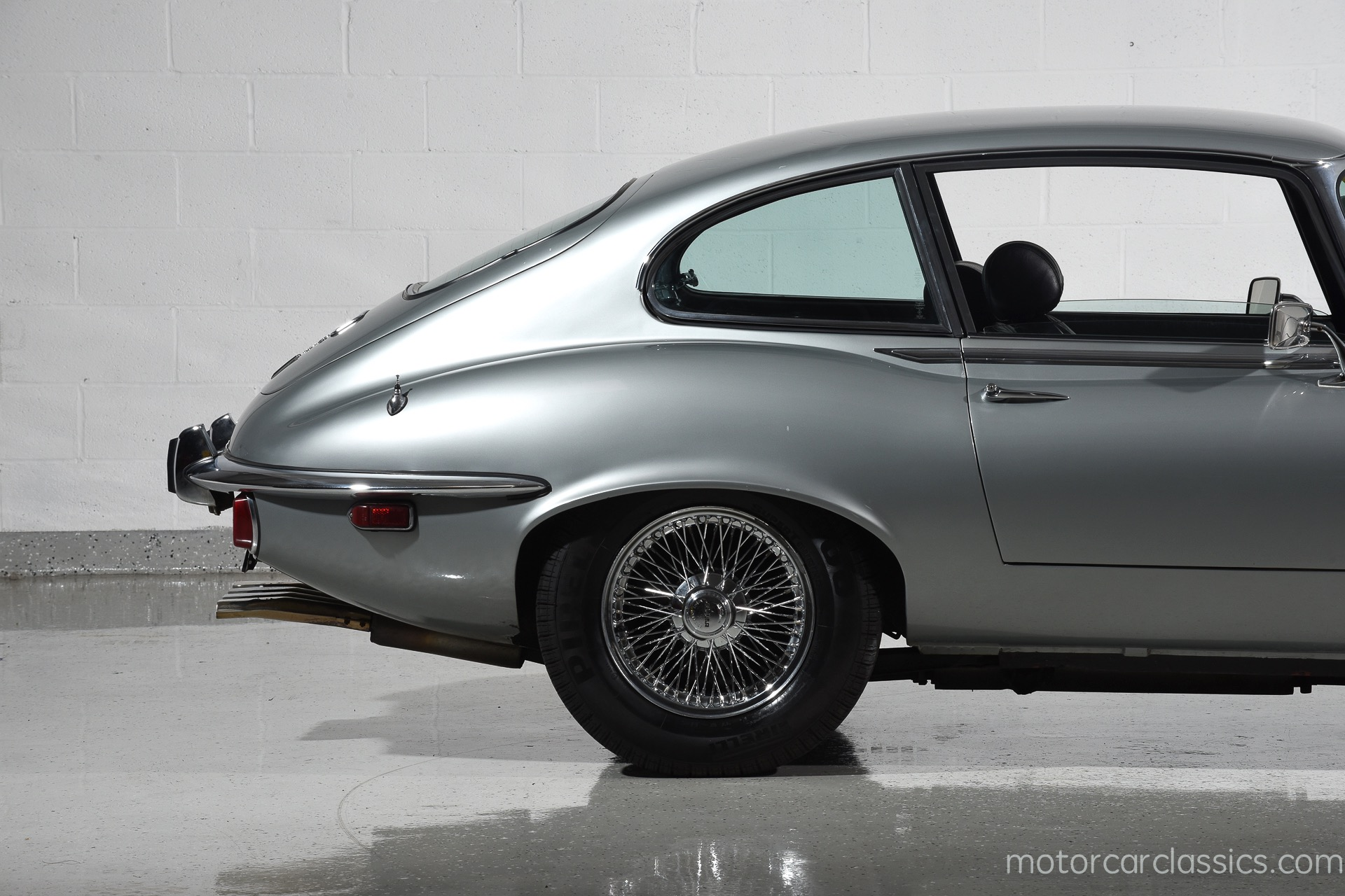 1972 Jaguar E-Type XKE 2+2