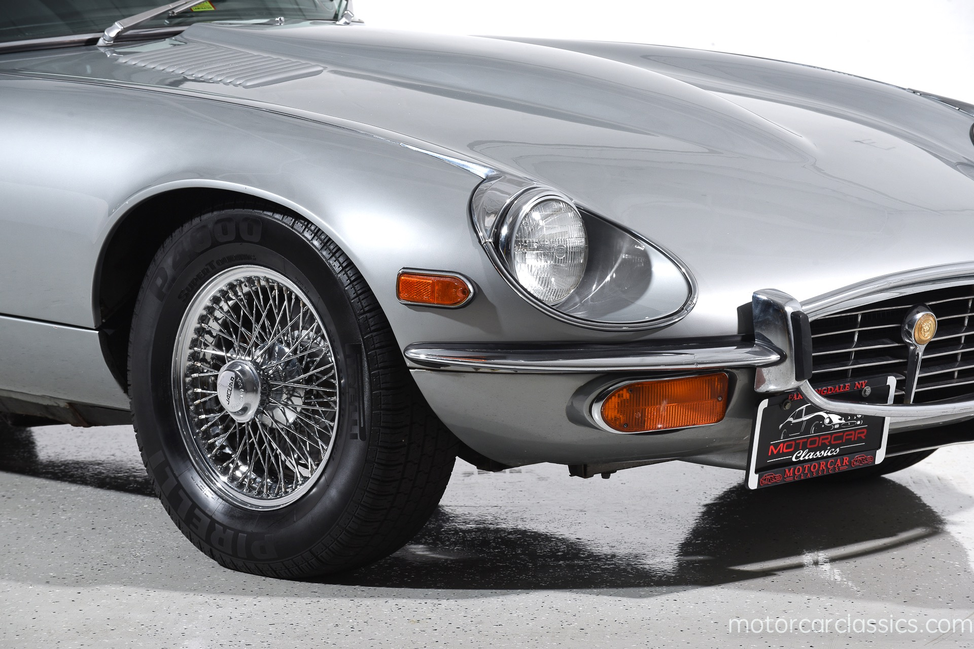 1972 Jaguar XKE E-Type 2+2
