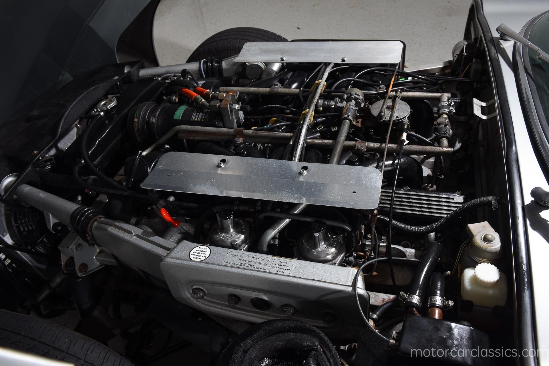 1972 Jaguar E-Type XKE 2+2