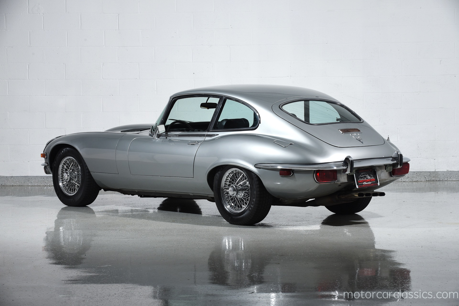 1972 Jaguar XK-Series XKE III 2+2 Coupe RWD