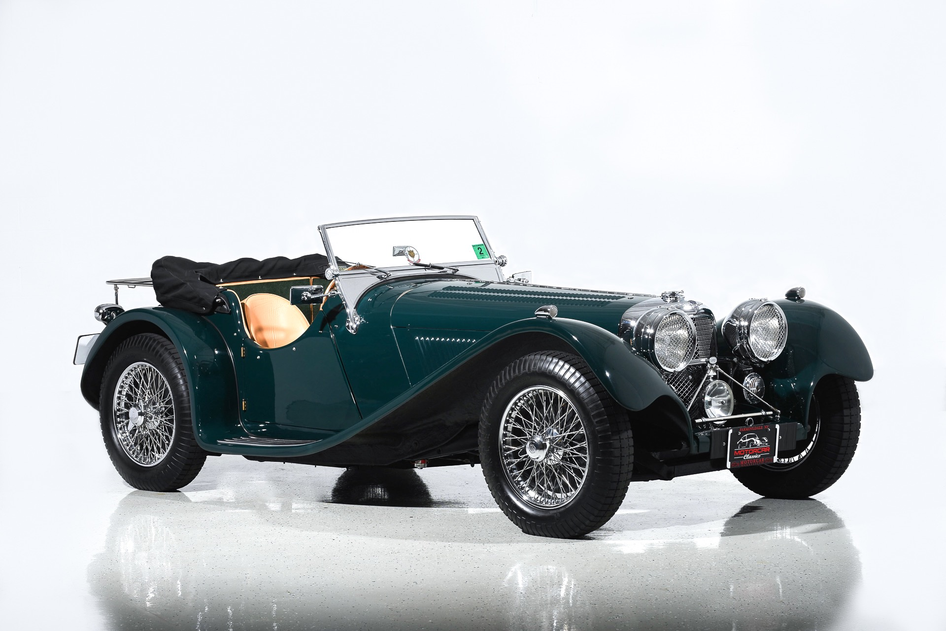 Used 1937 Jaguar SS-Series SS100 3.5L Roadster RWD | Farmingdale, NY