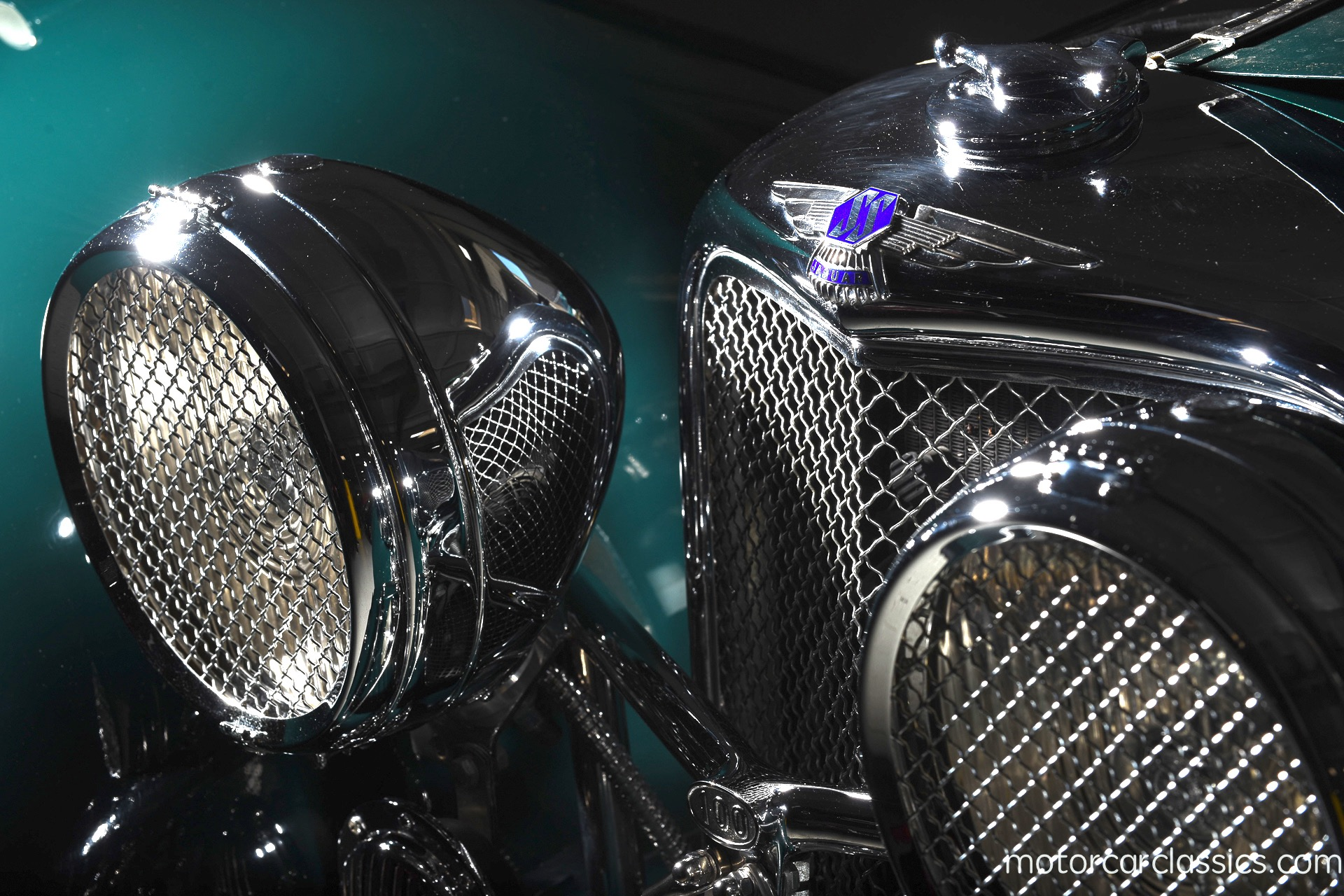 1937 Jaguar SS-Series SS100 3.5L Roadster RWD