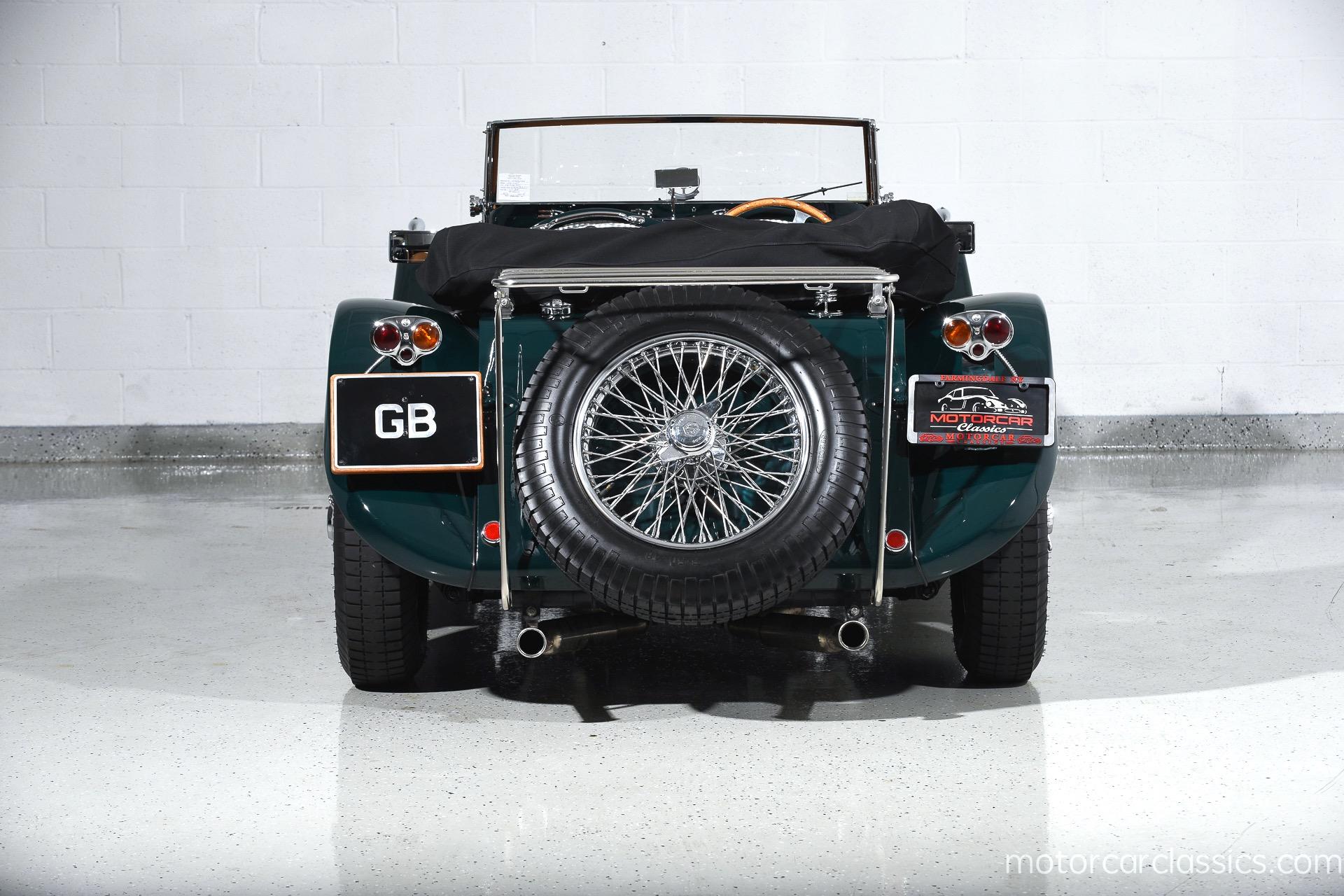 1937 Jaguar Roadster