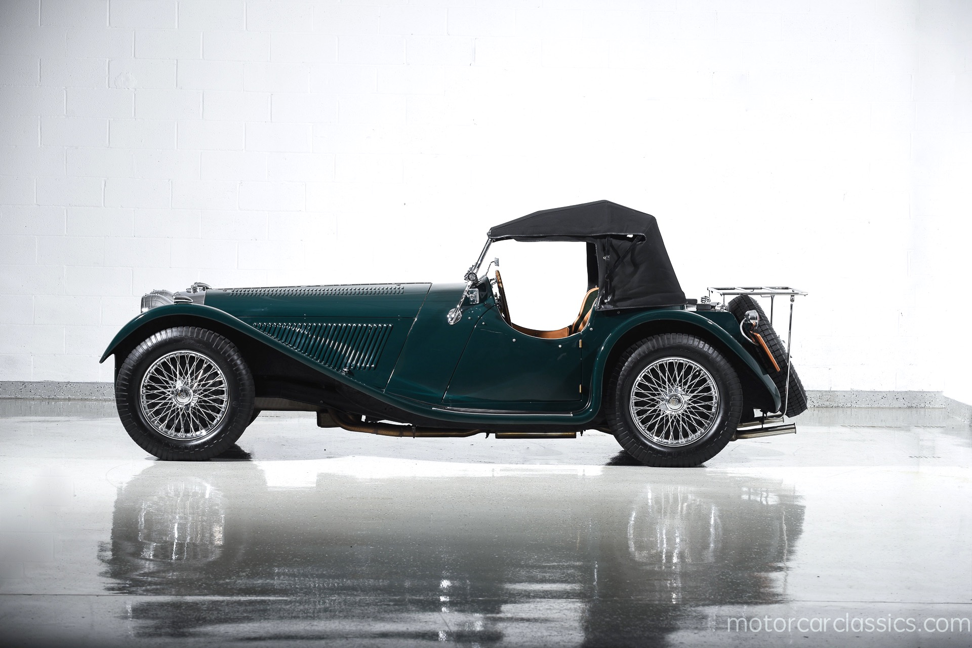 1937 Jaguar Roadster