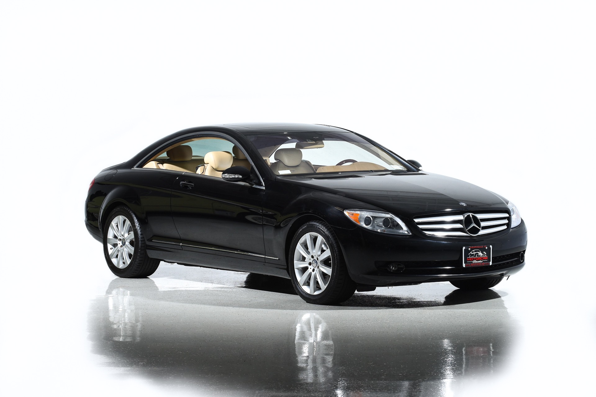 Used 2008 Mercedes-Benz CL-Class CL 550 For Sale ($26,900 ...