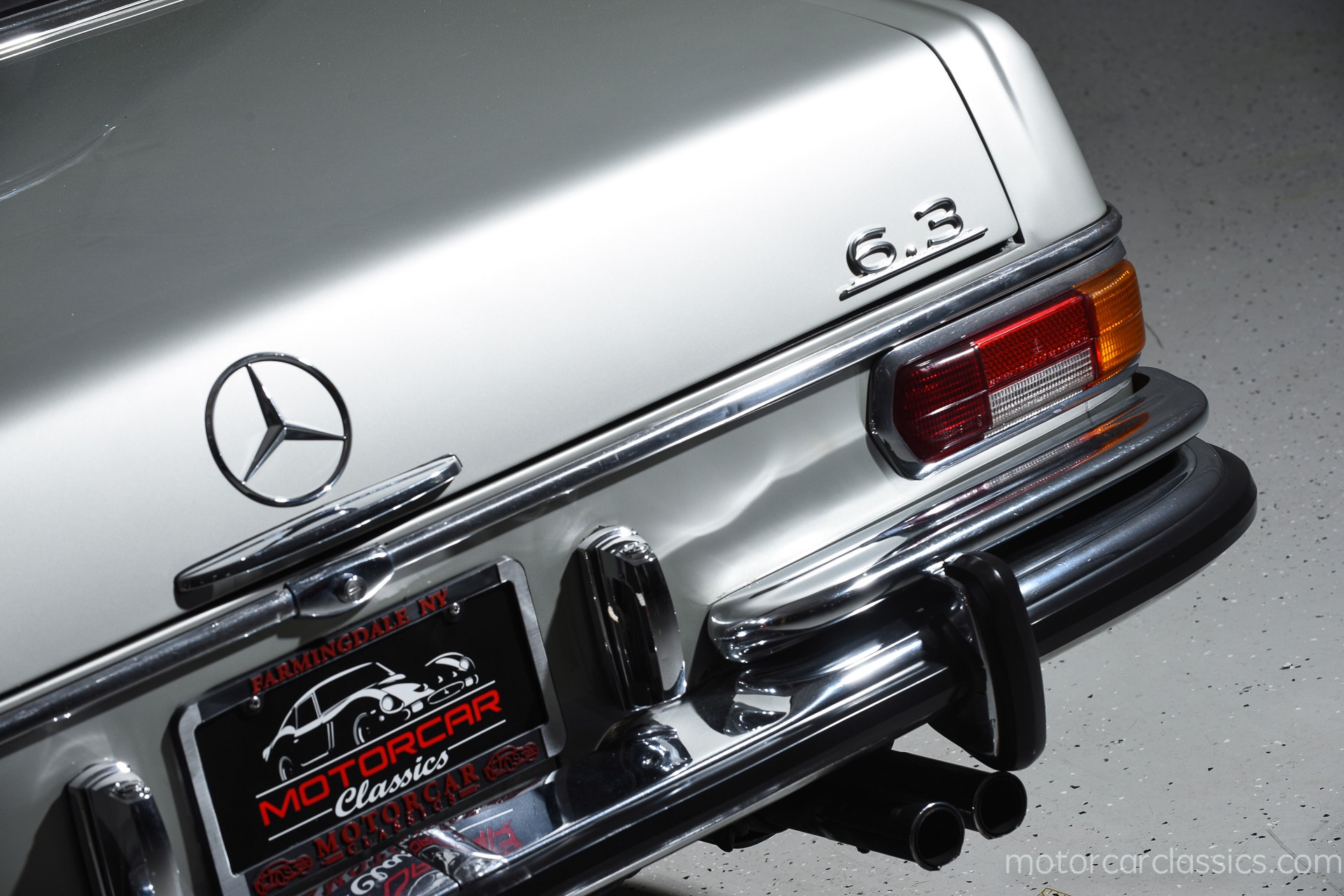 1971 Mercedes-Benz 300SEL