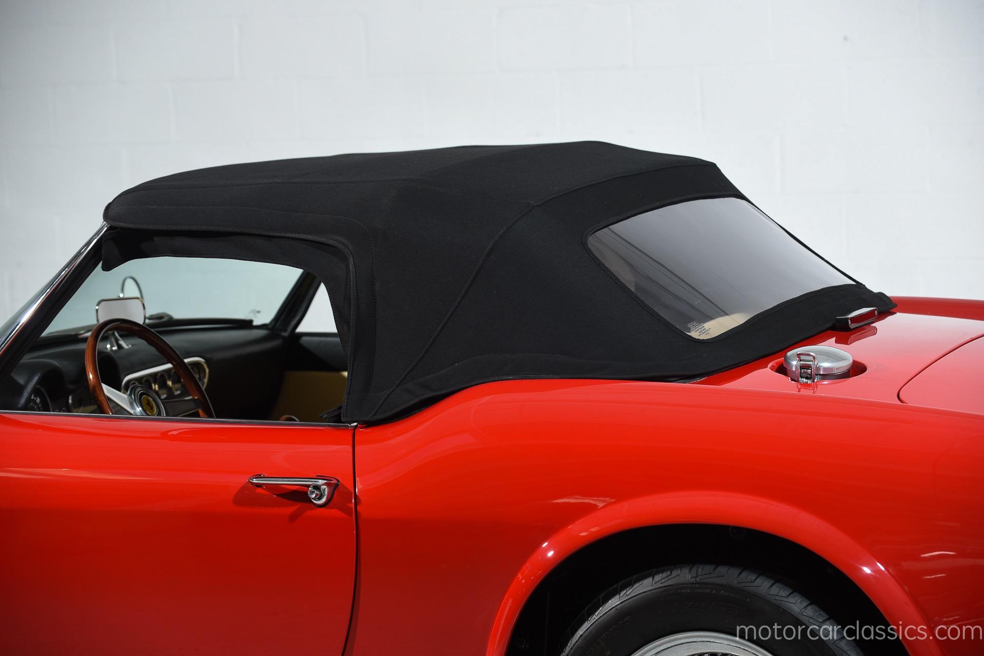 1962 Ferrari 250 GT SWB California