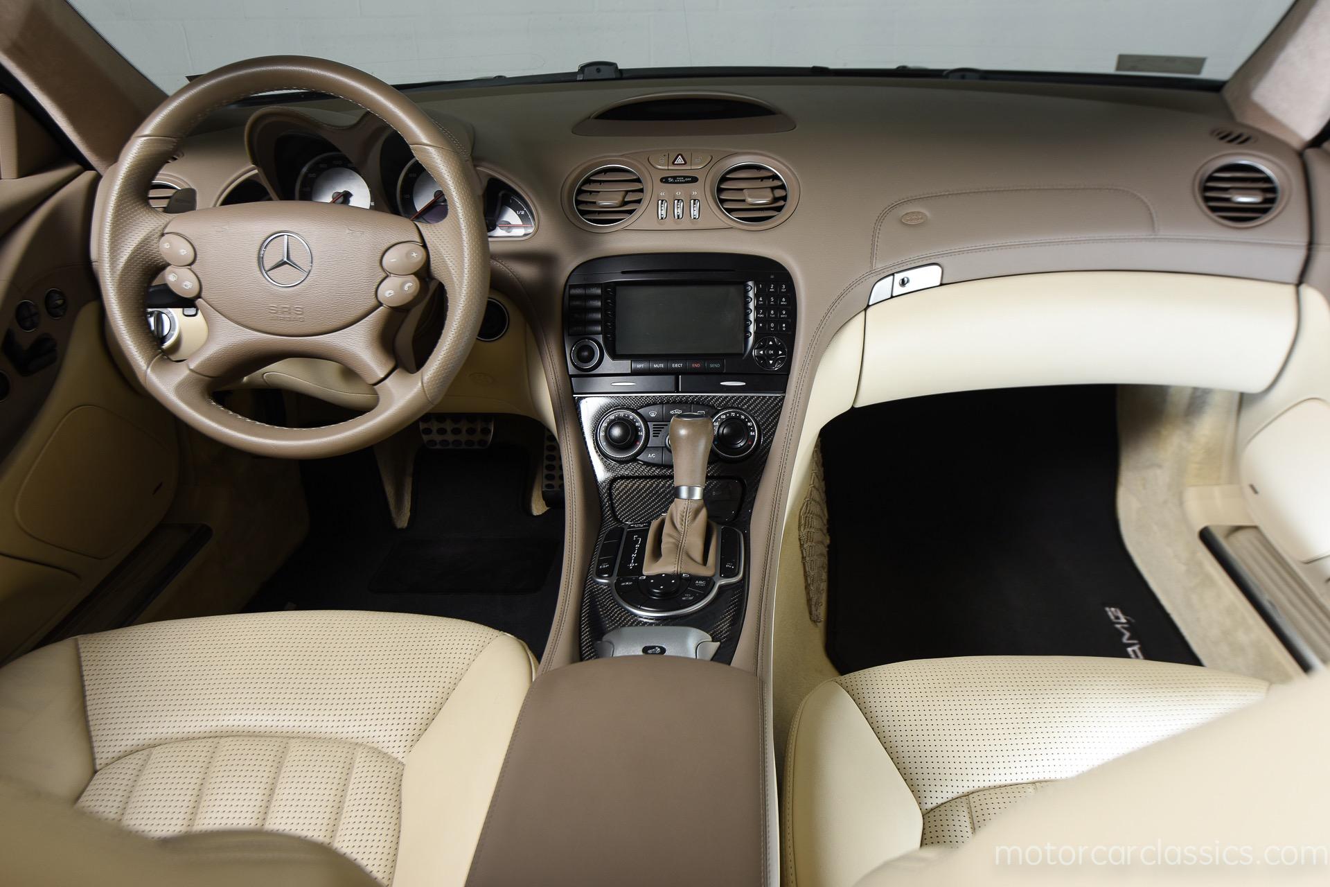 2007 Mercedes-Benz SL-Class SL 55 AMG