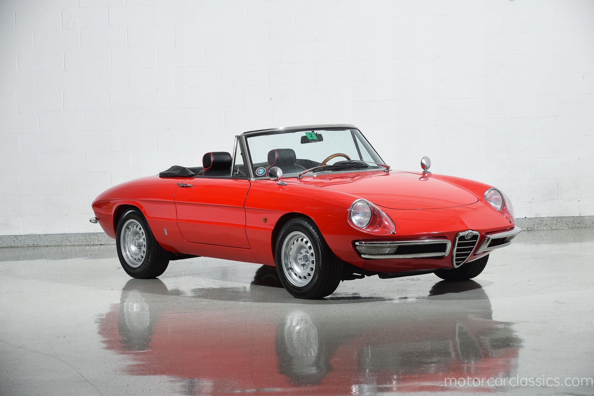 1967 Alfa Romeo Duetto   Motorcar Classics   Exotic and Classic Car ...
