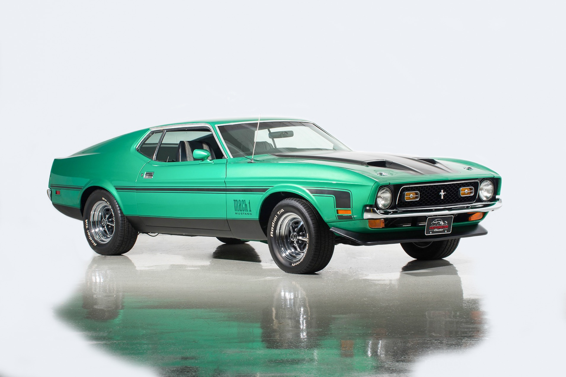 1971 Ford Mustang Mach 1 Motorcar Classics Exotic And Classic For Sale Car Dealership Farmingdale Ny