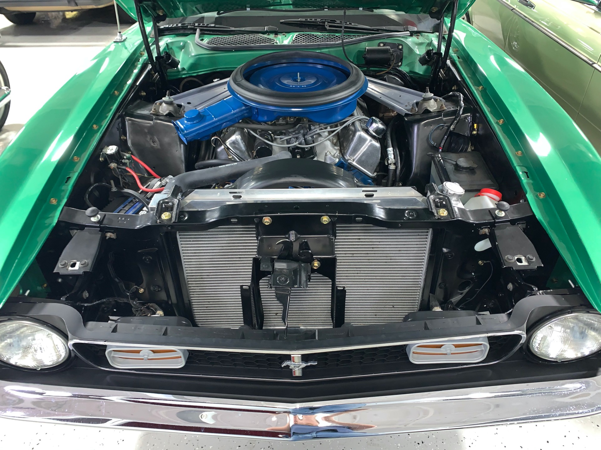 1971 Ford Mustang Mach 1