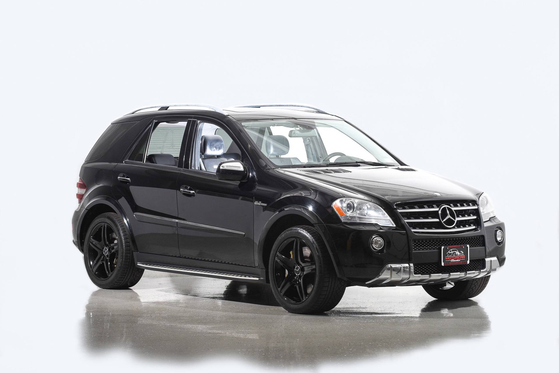 used 2009 mercedes benz m class ml 63 amg for sale. Black Bedroom Furniture Sets. Home Design Ideas
