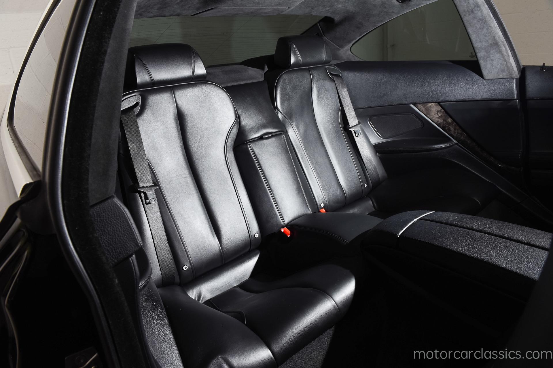 2012 BMW 6 Series 650i xDrive
