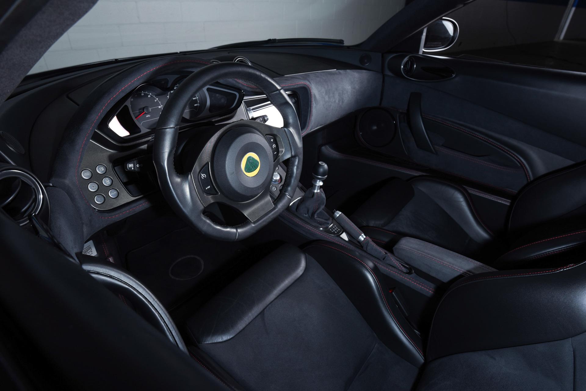 2012 Lotus Evora S GP Edition S 2+2