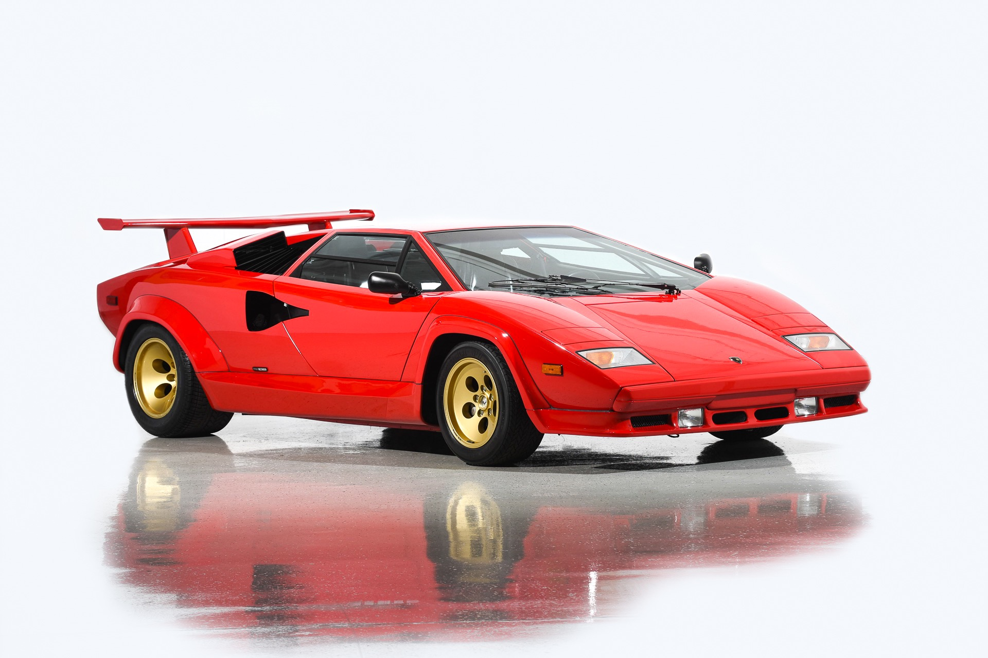 Used 1987 Lamborghini Countach 5000 Qv For Sale Special Pricing