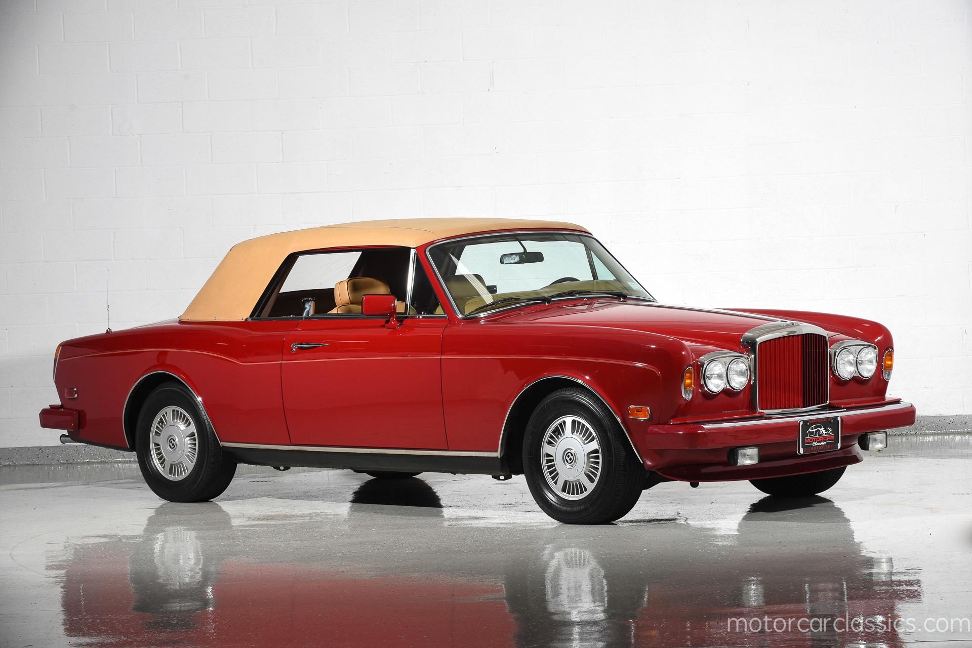 1987 Bentley Continental