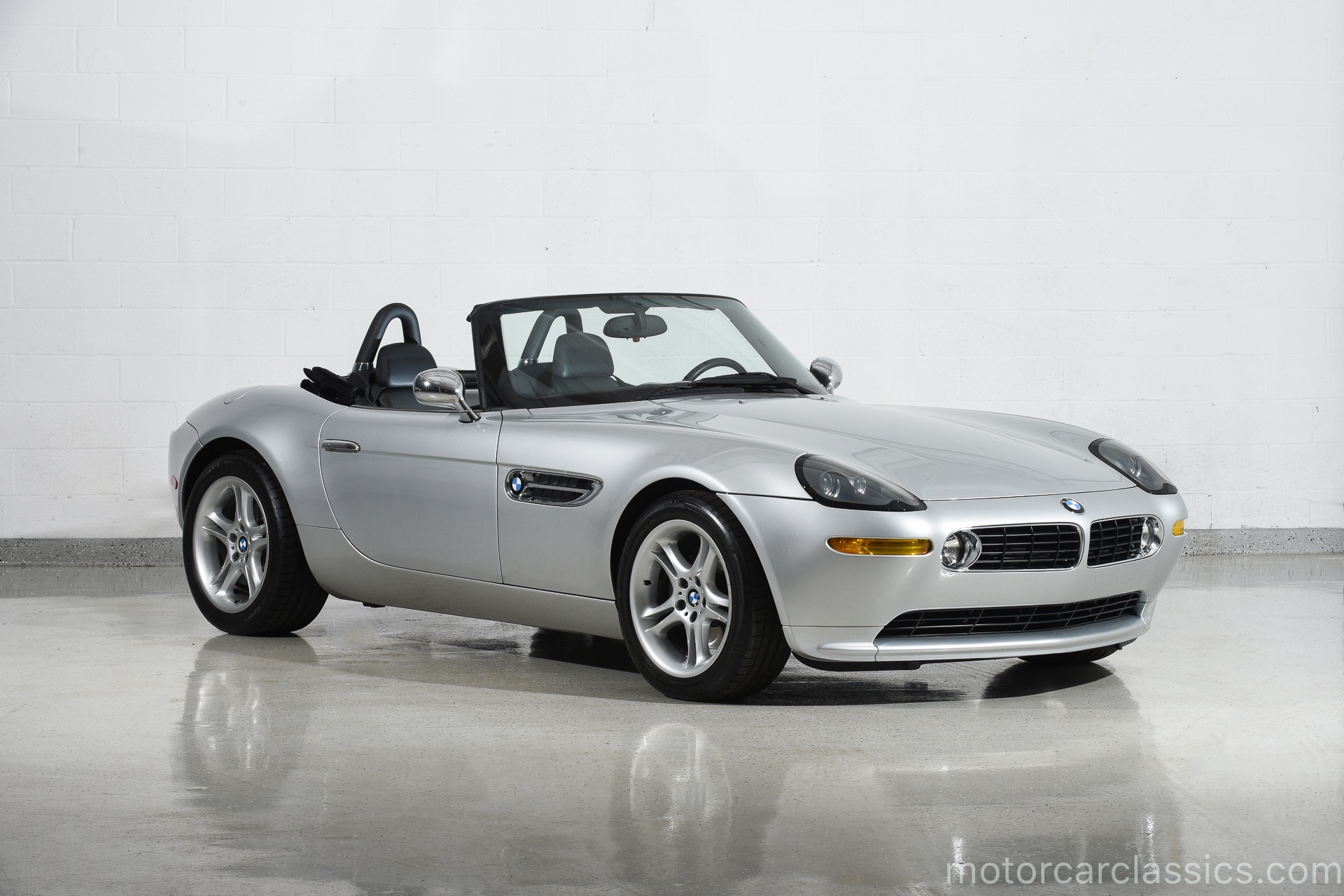 2002 Bmw Z8 Motorcar Classics Exotic And Classic Car Dealership Farmingdale Ny