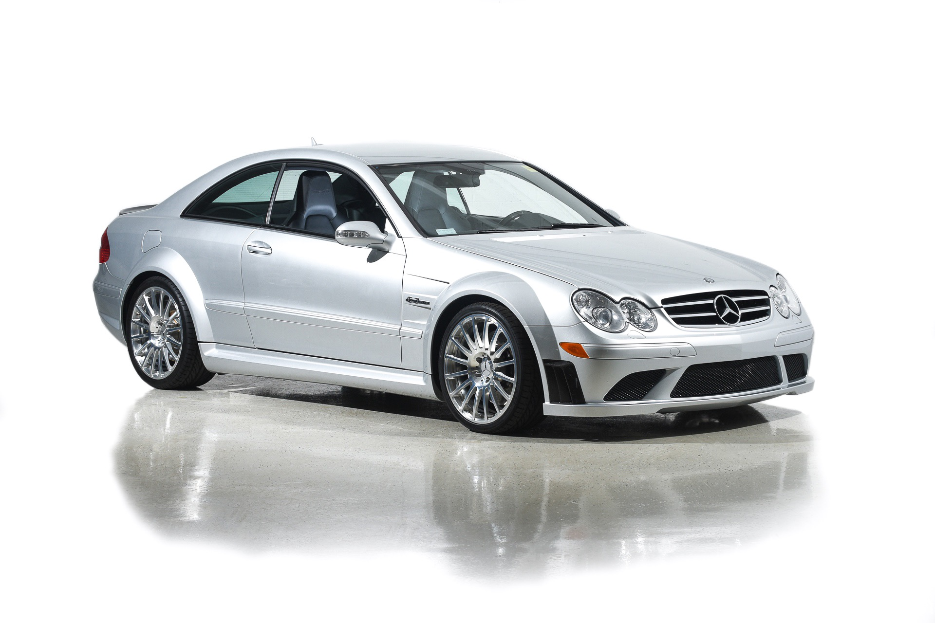 Used 2008 Mercedes Benz Clk Clk 63 Amg Black Series For Sale