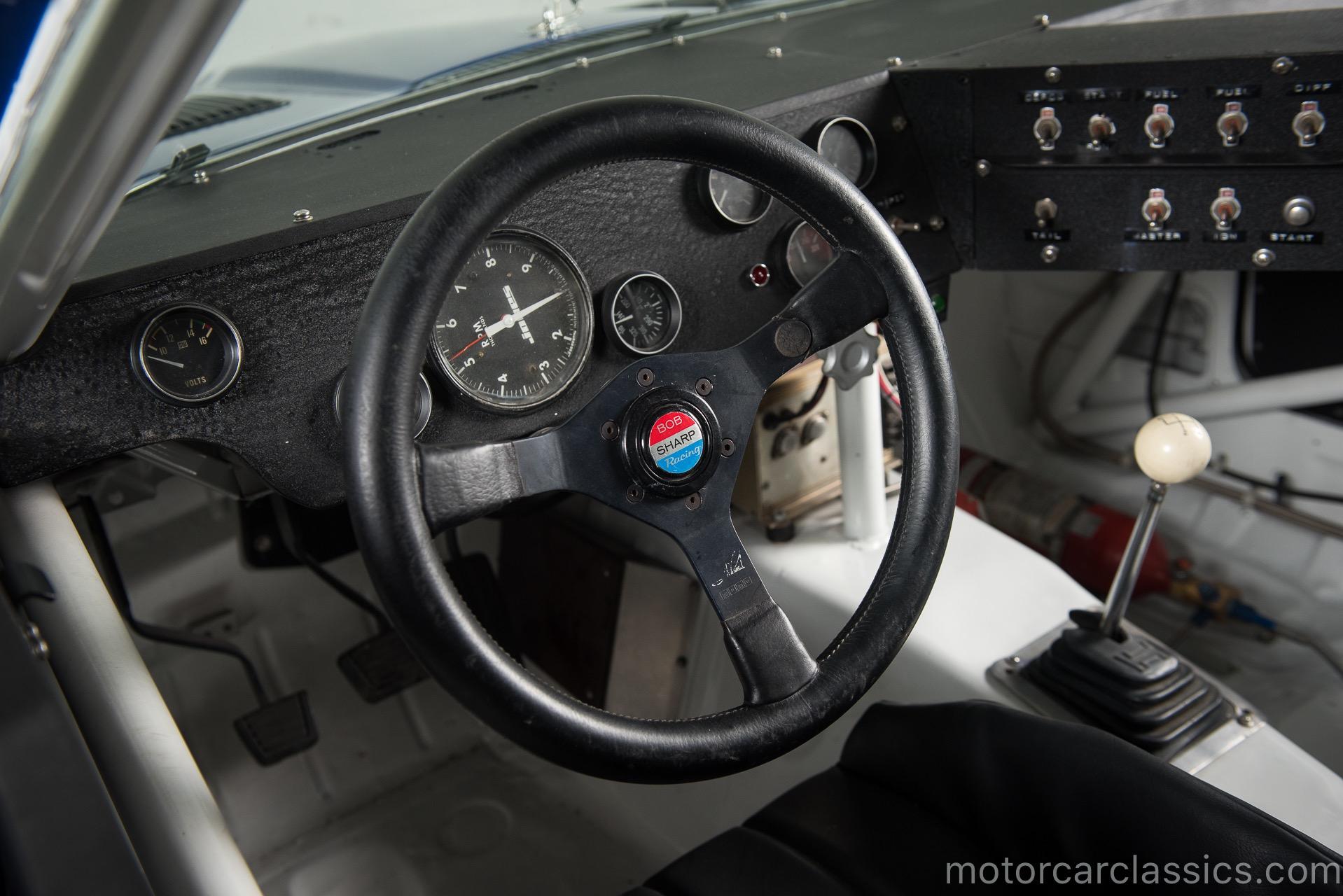 1979 Datsun 280ZX Paul Newman Championship Racecar