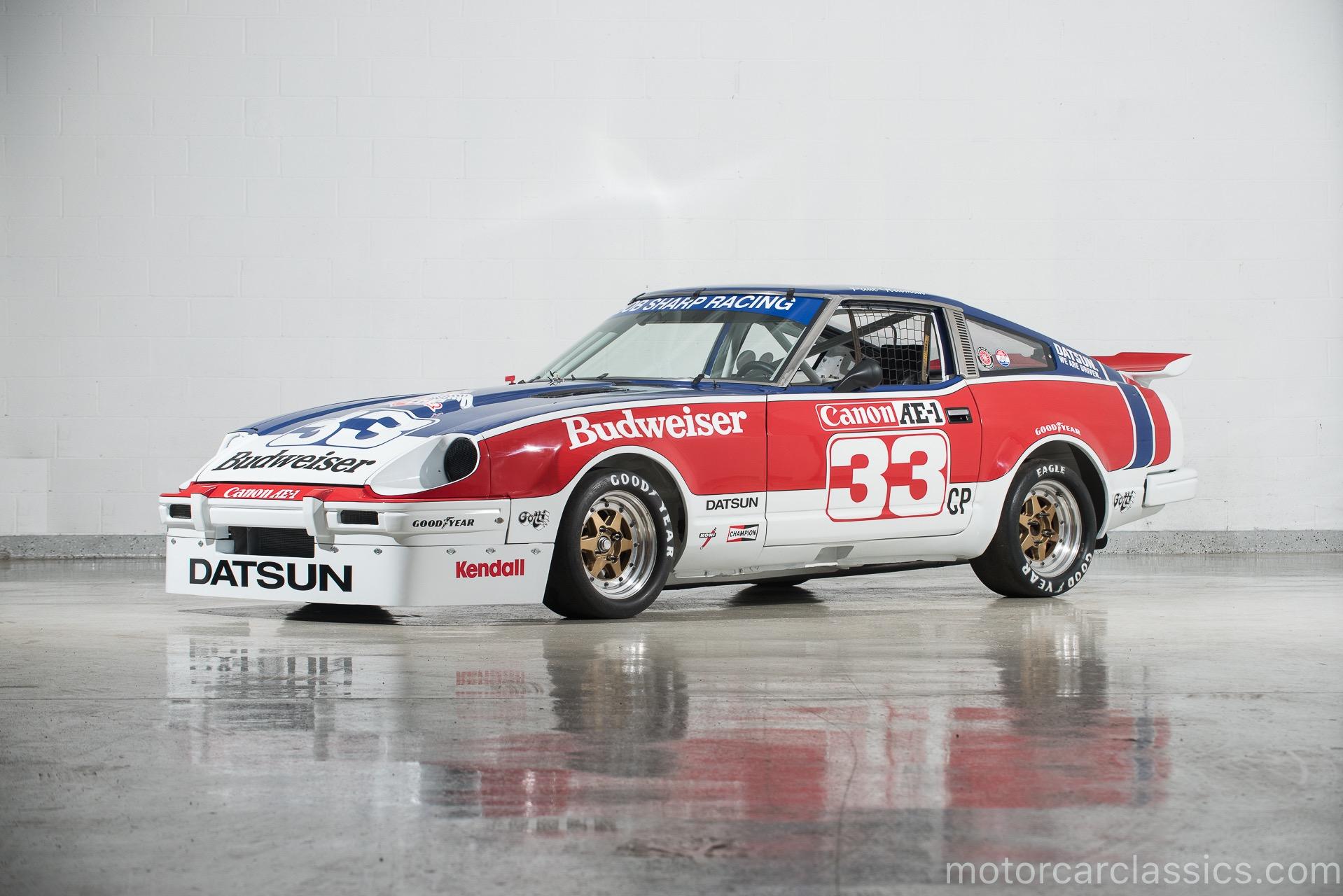 1979年 ダットサン 280ZX レースカー