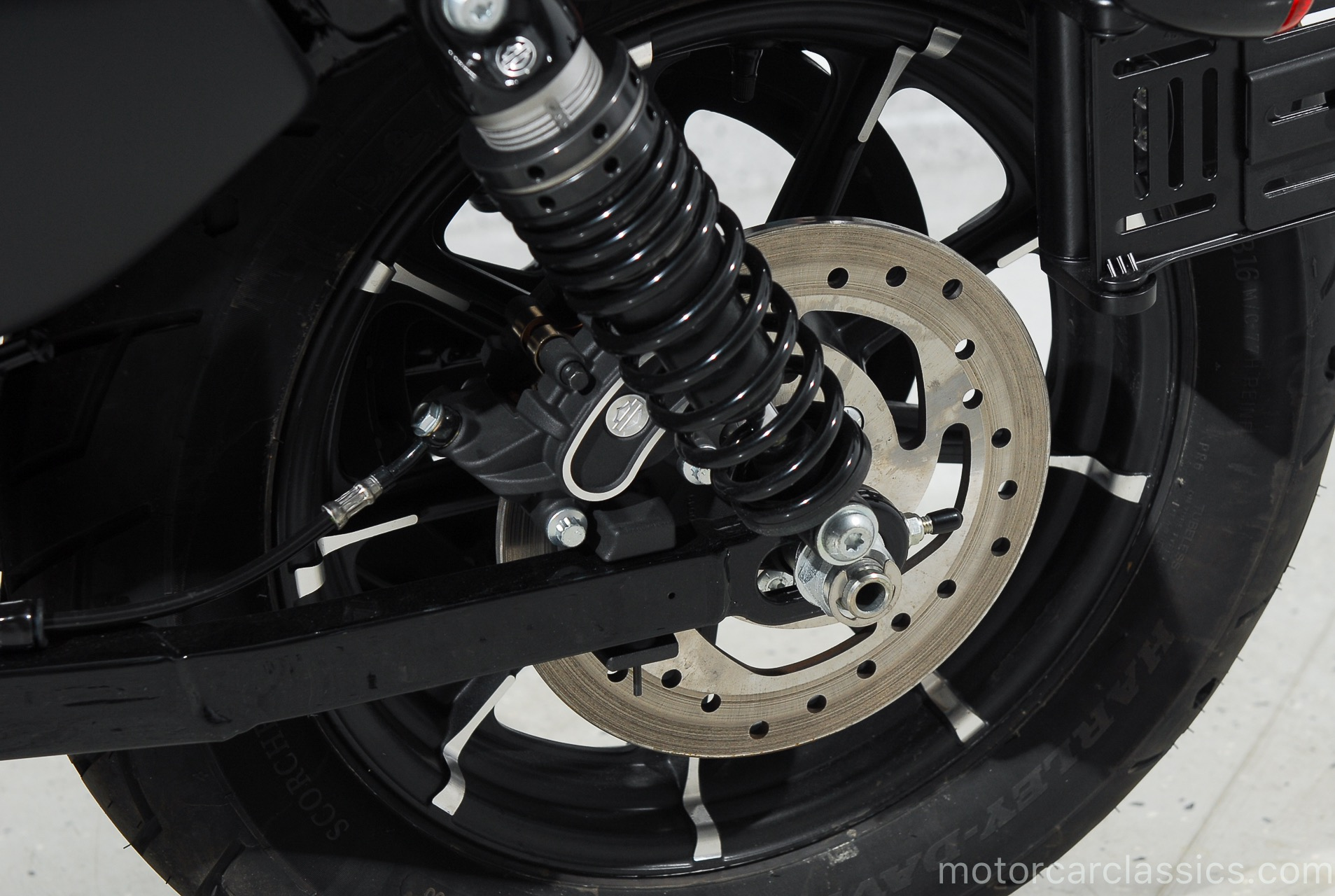 2017 Harley-Davidson XL1 JonBoy Custom