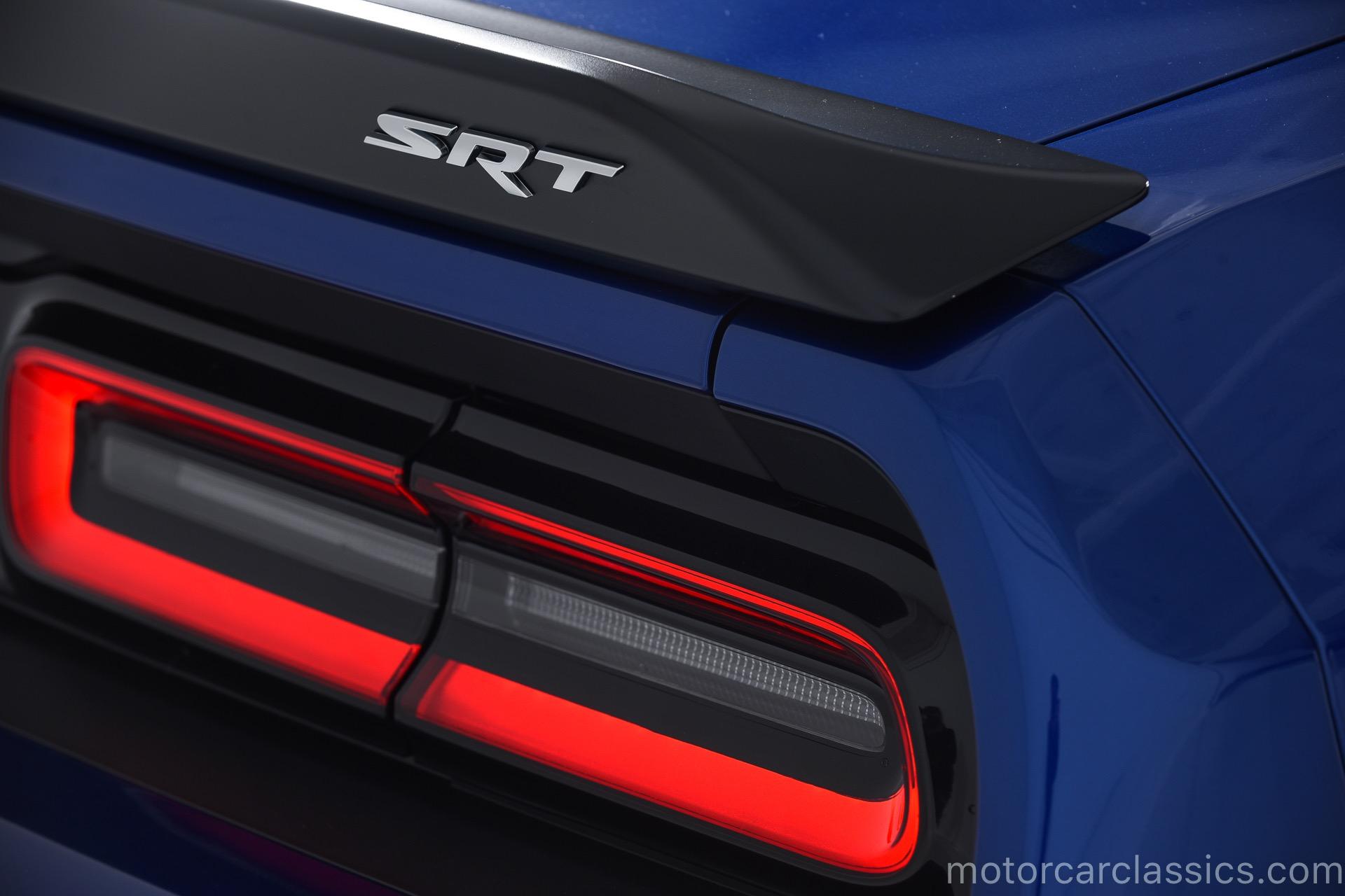 2018 Dodge Challenger SRT Demon & 2018 Dodge Challenger SRT Demon | Motorcar Classics | Exotic and ...