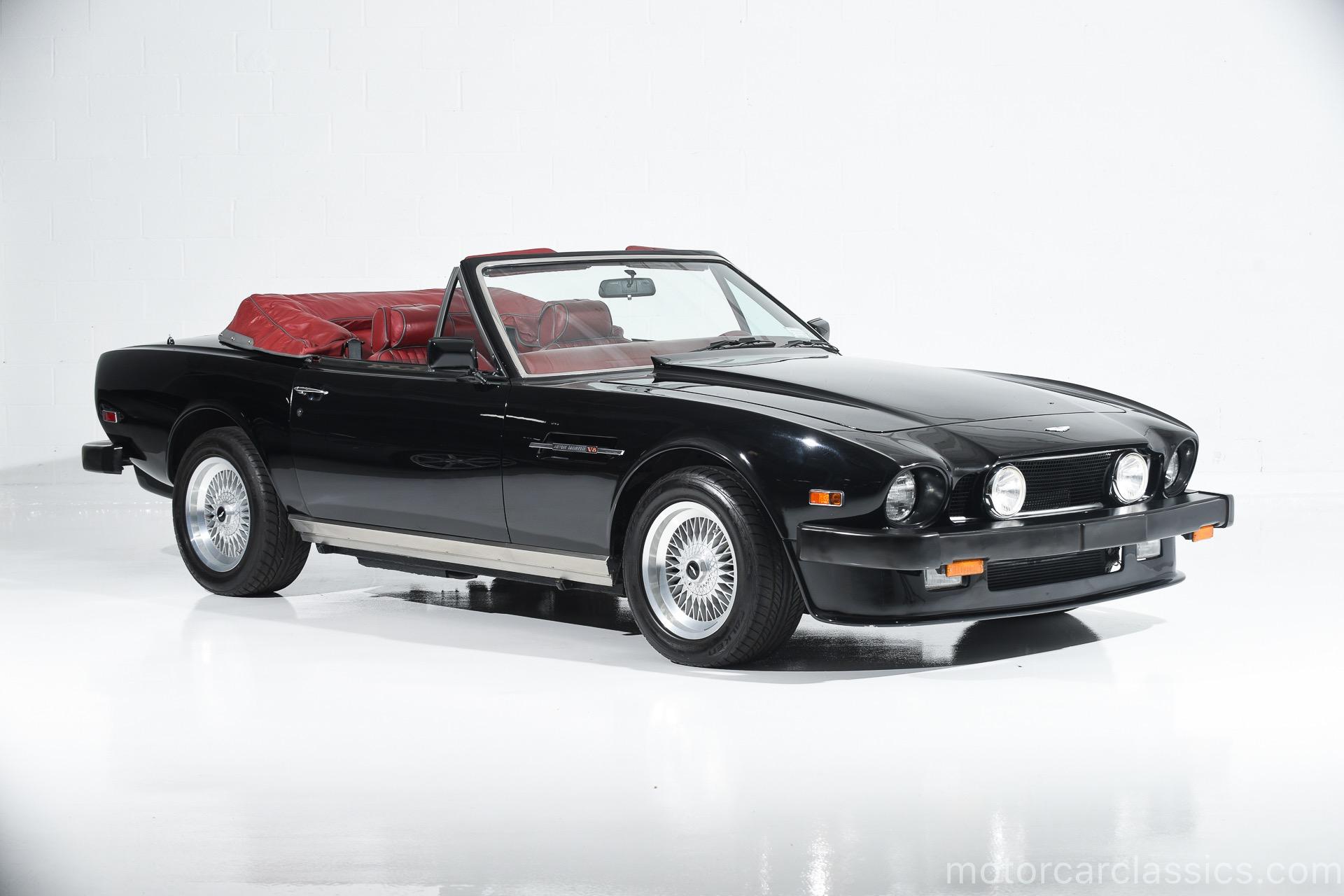 Used 1989 Aston Martin Volante Convertible RWD | Farmingdale, NY