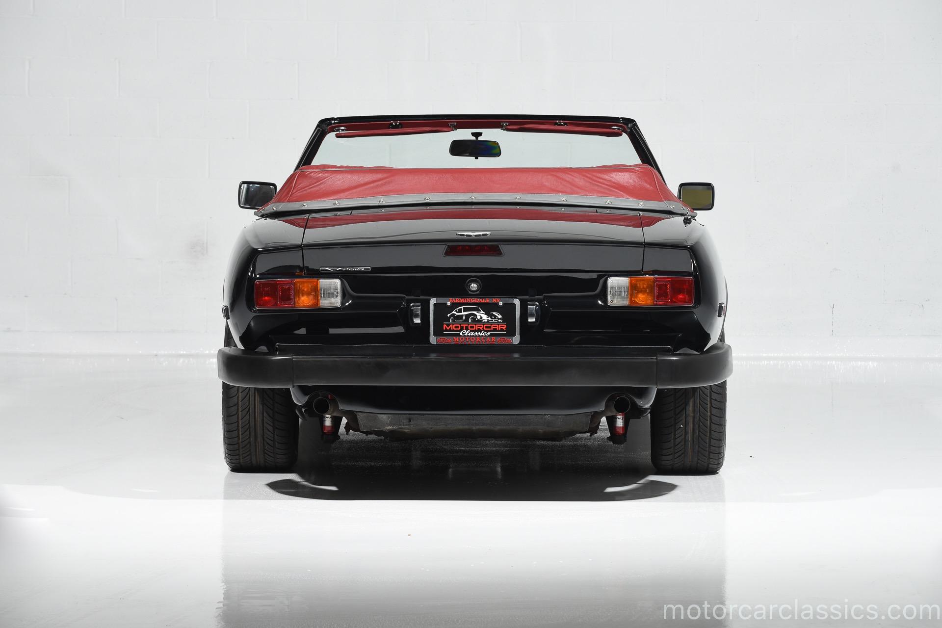 1989 Aston Martin Volante Convertible RWD