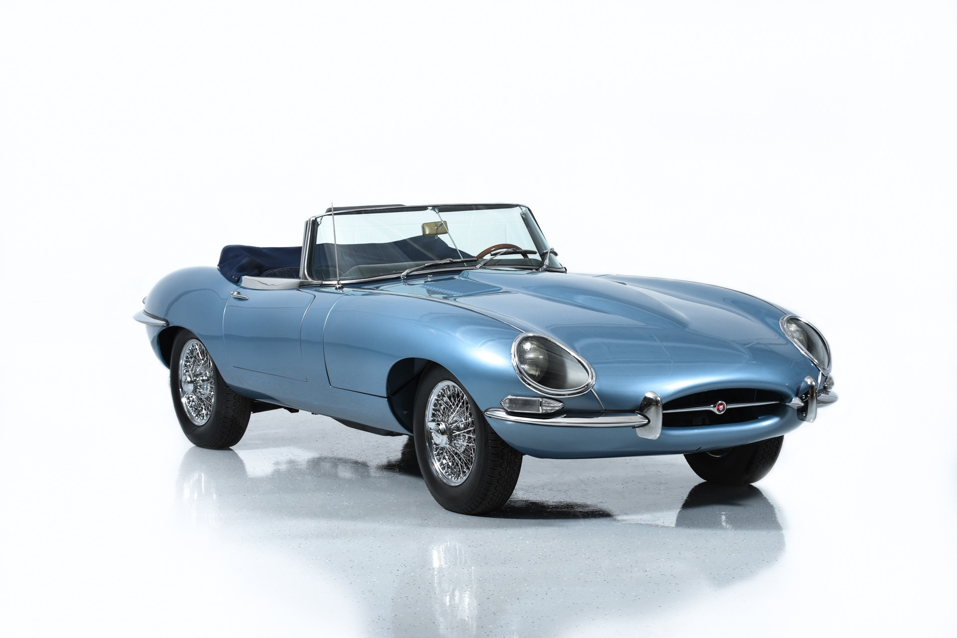 Used 1965 Jaguar Xke E Type For Sale 249 900 Motorcar Classics Stock 1019