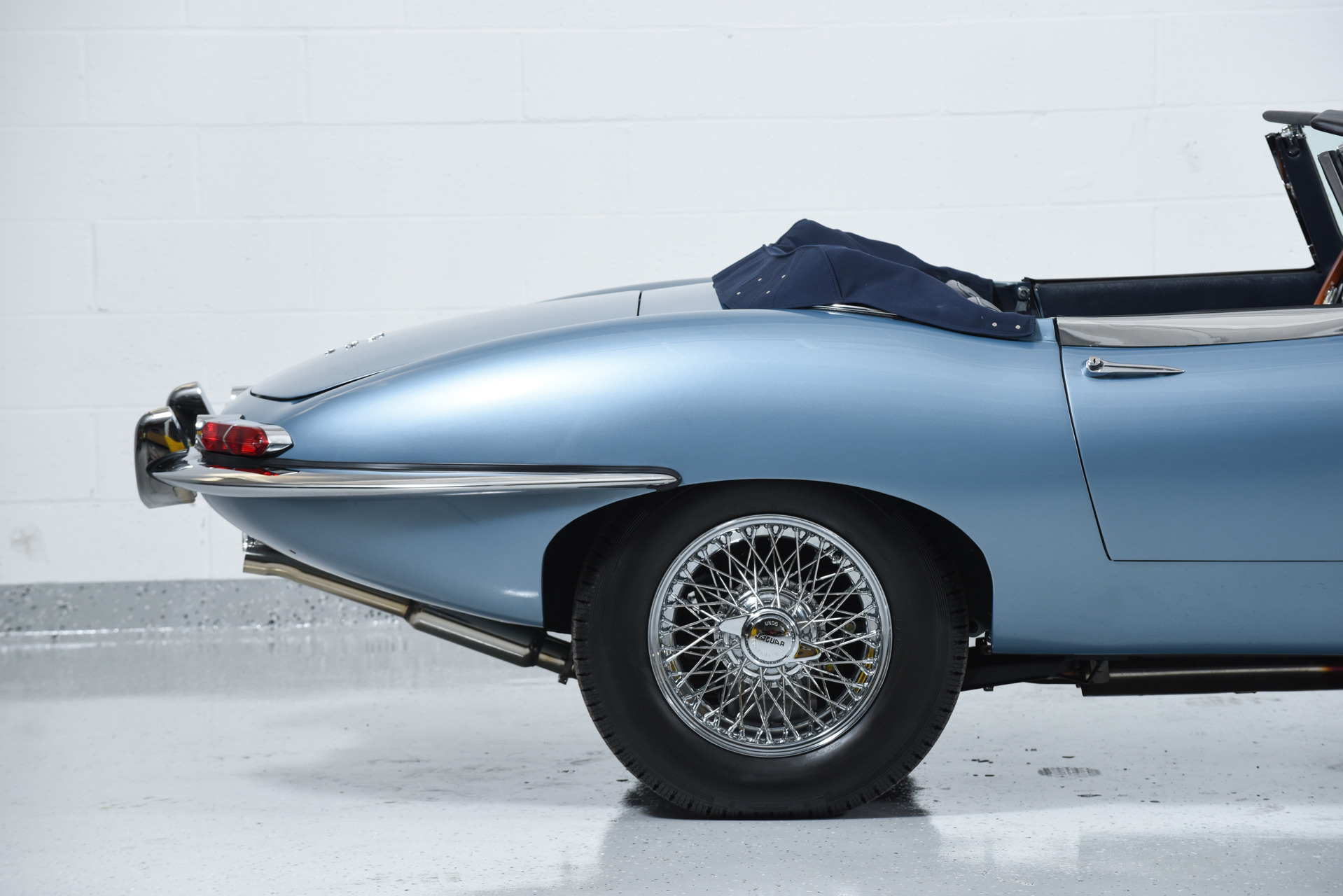 1965 Jaguar XKE E-Type