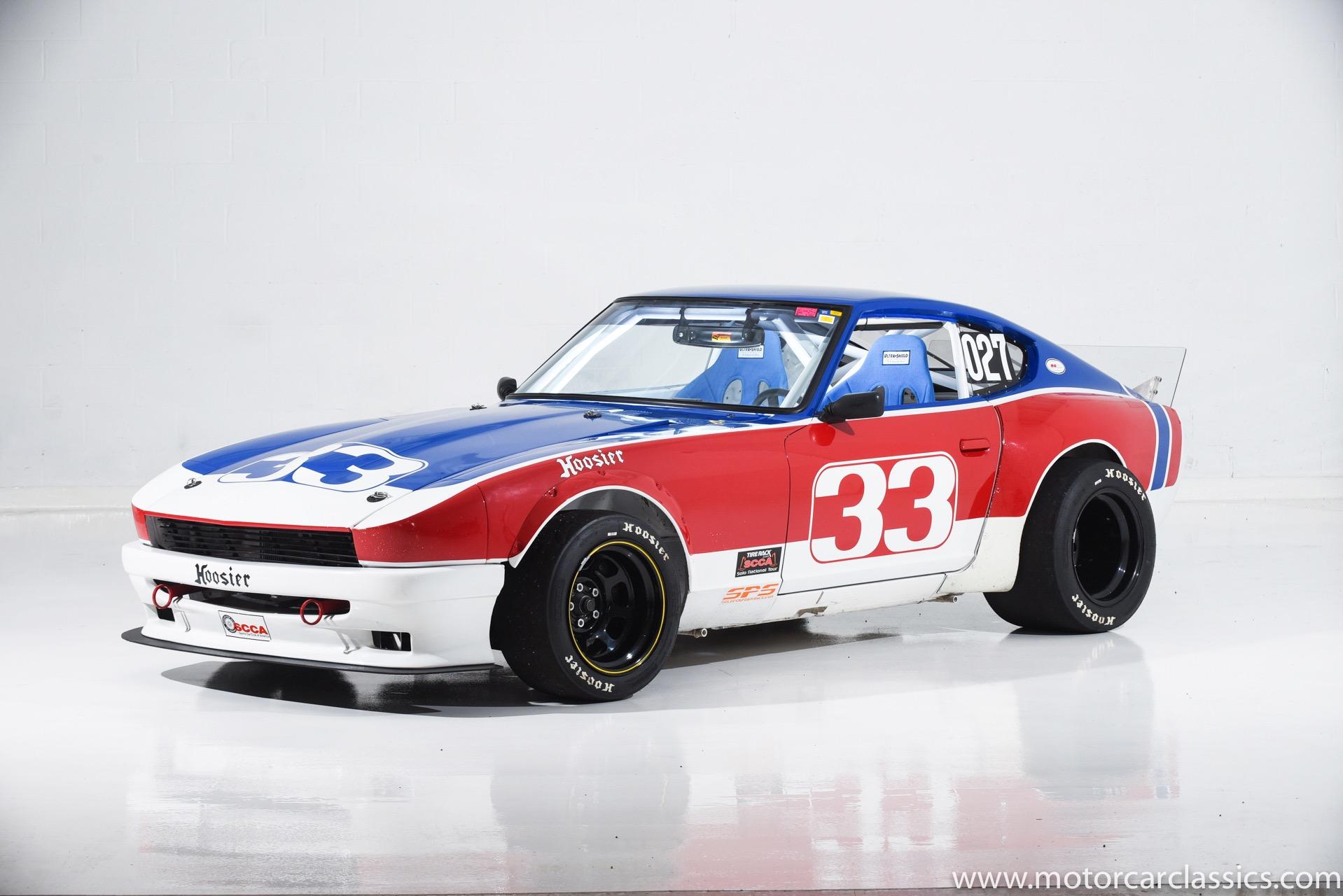 1974 Datsun 260Z Racecar