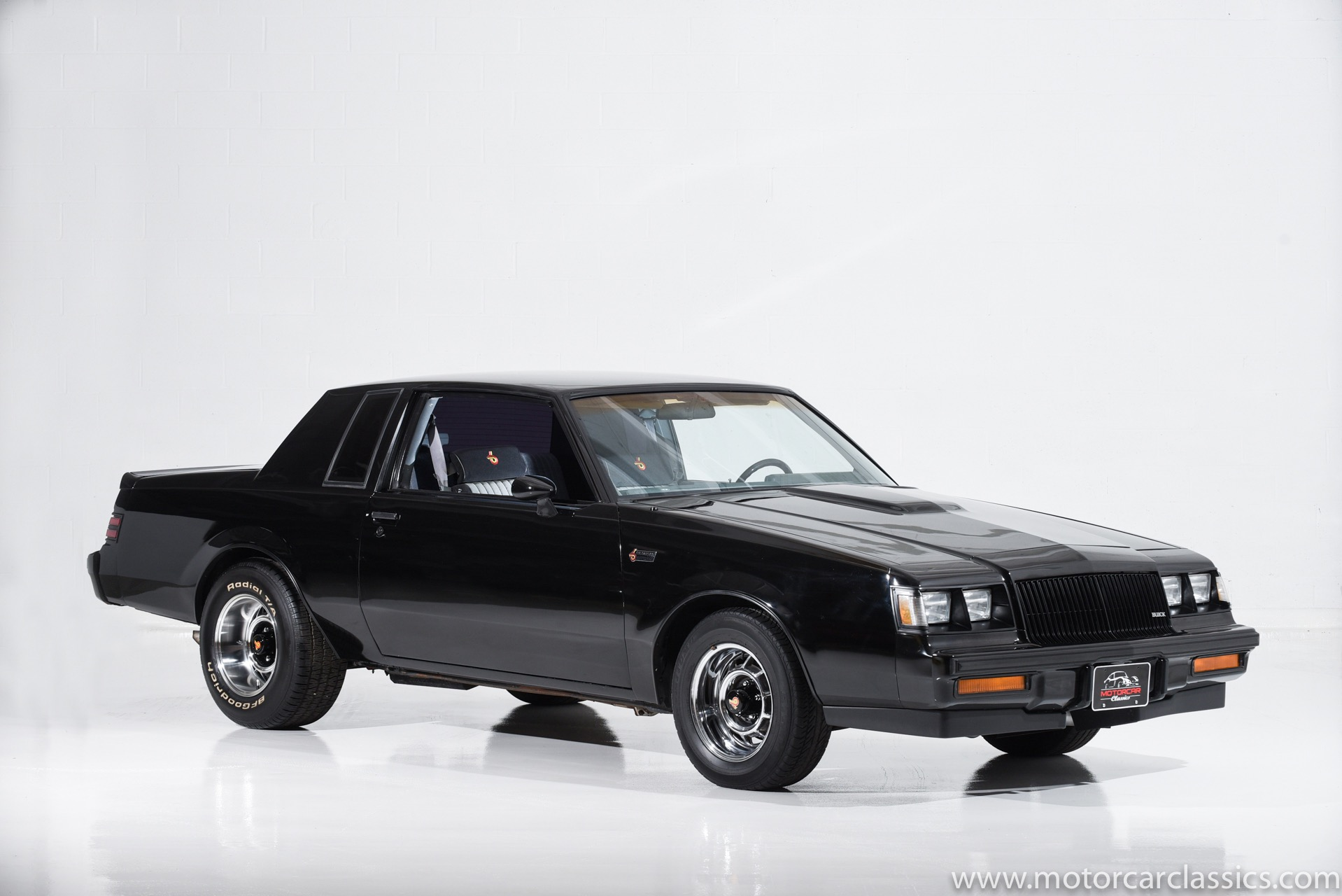 Buick Grand National Gnx For Sale >> 1987 Buick Regal Grand National Wiring Diagrams