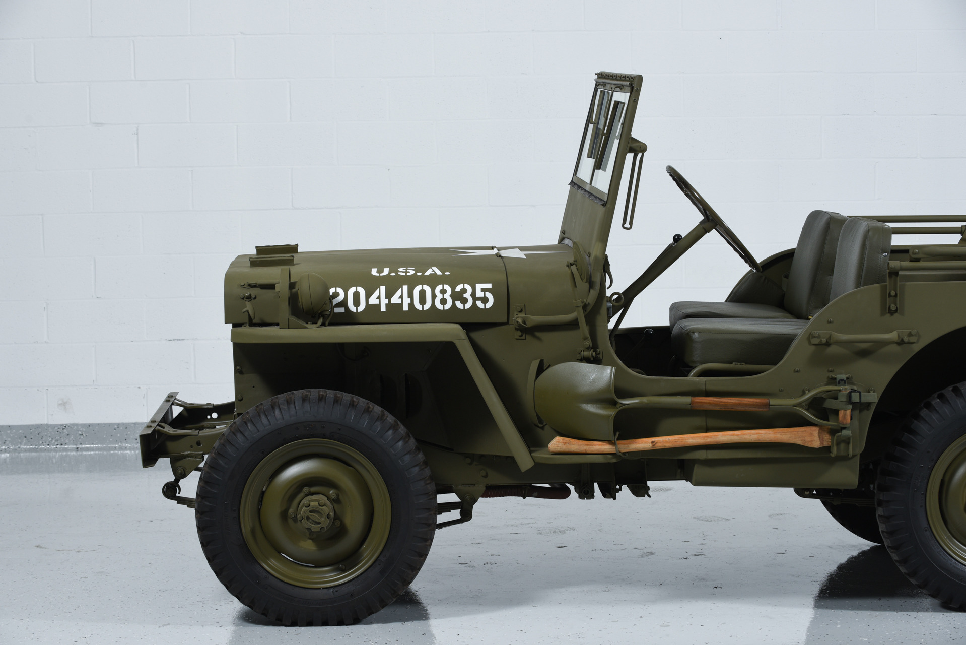 Jeep Willys Mb >> 1941 Jeep WILLYS MB Military | Motorcar Classics | Exotic and Classic Car Dealership Farmingdale, NY