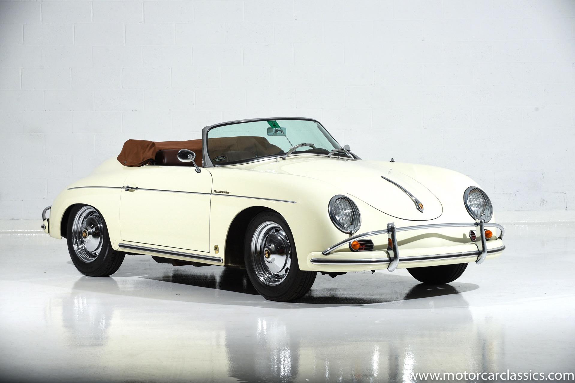 Used 1959 Porsche 1600D Intermeccanica | Farmingdale, NY