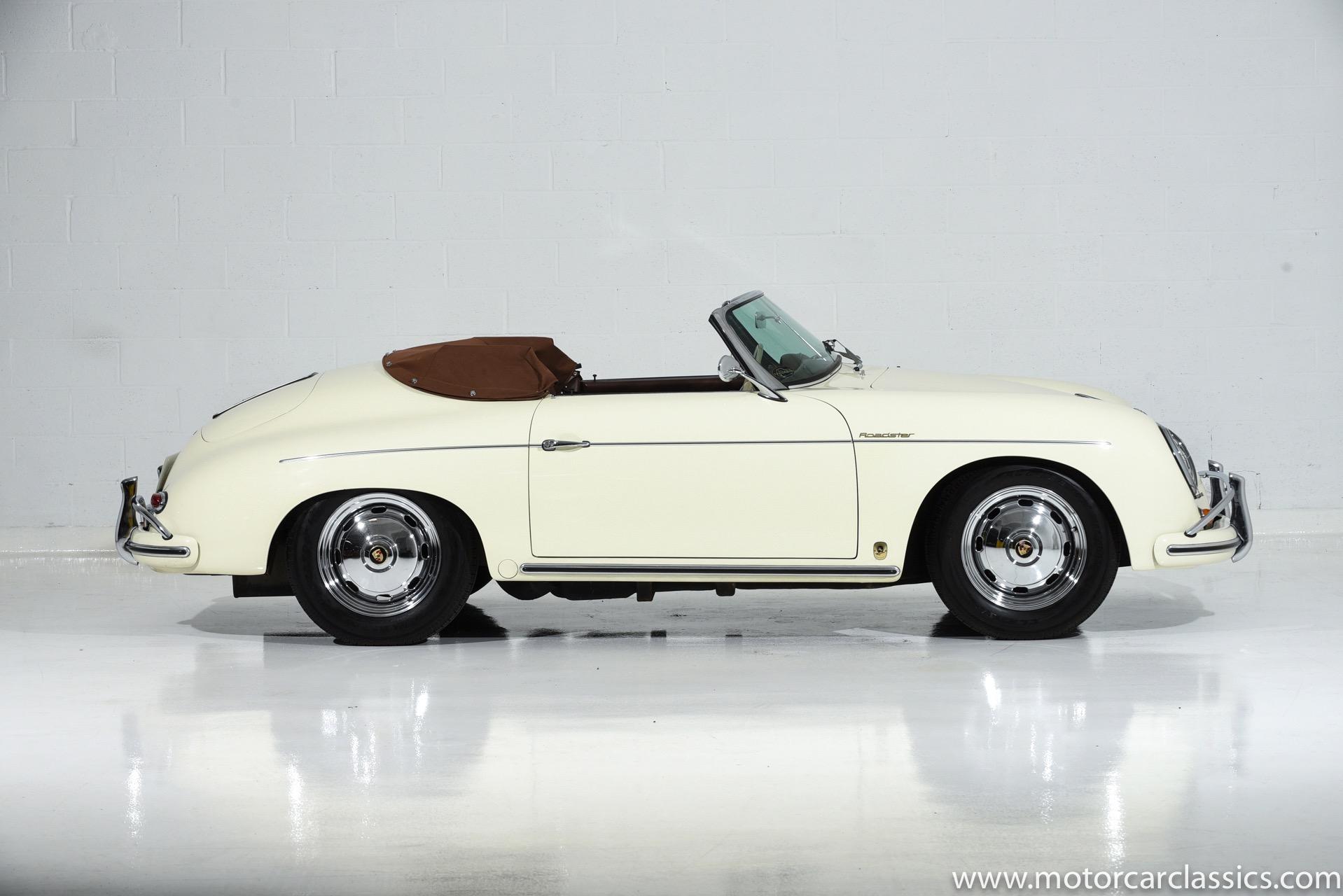 1959 Porsche 1600D Intermeccanica