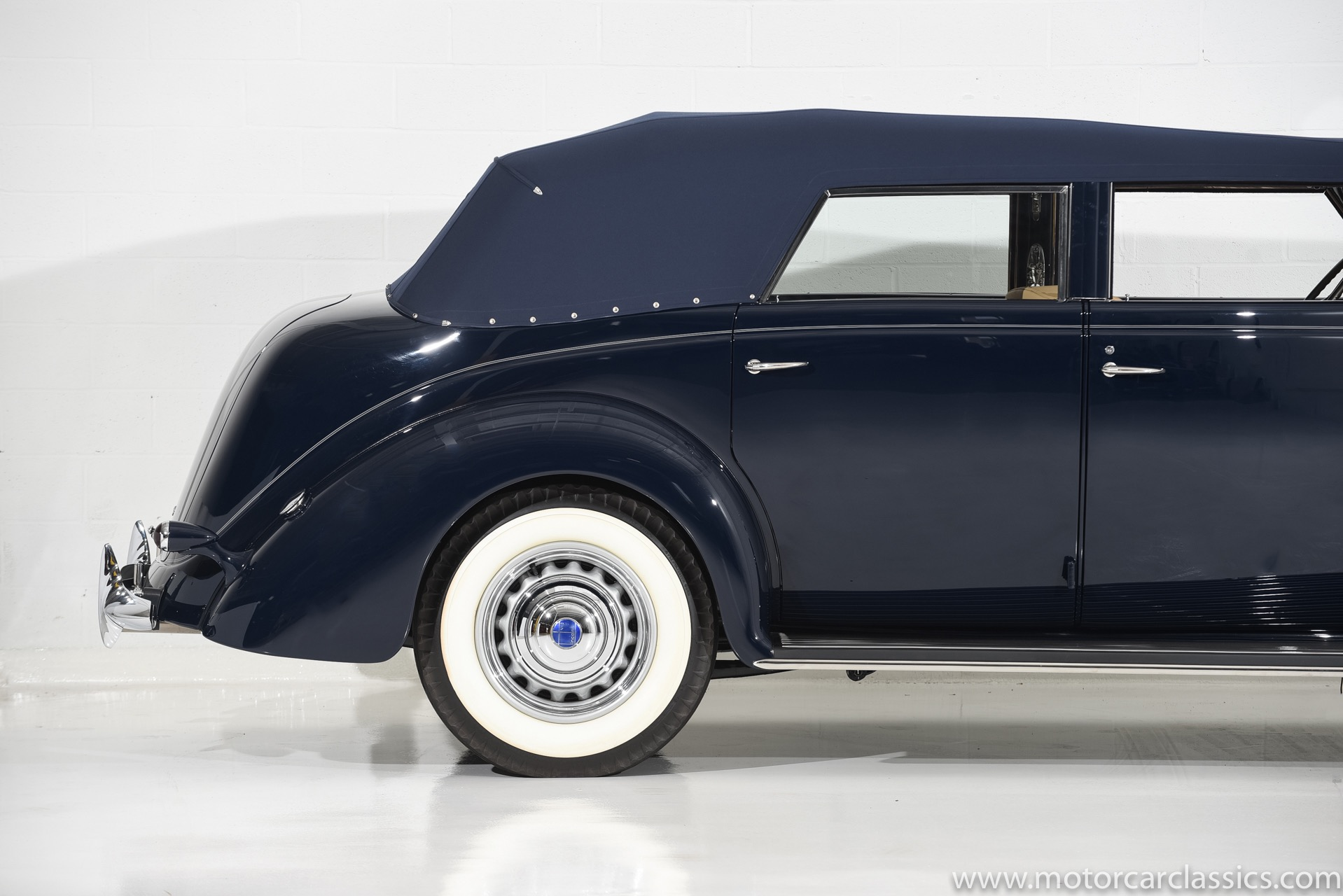 1938 Lincoln K-Series Lebaron