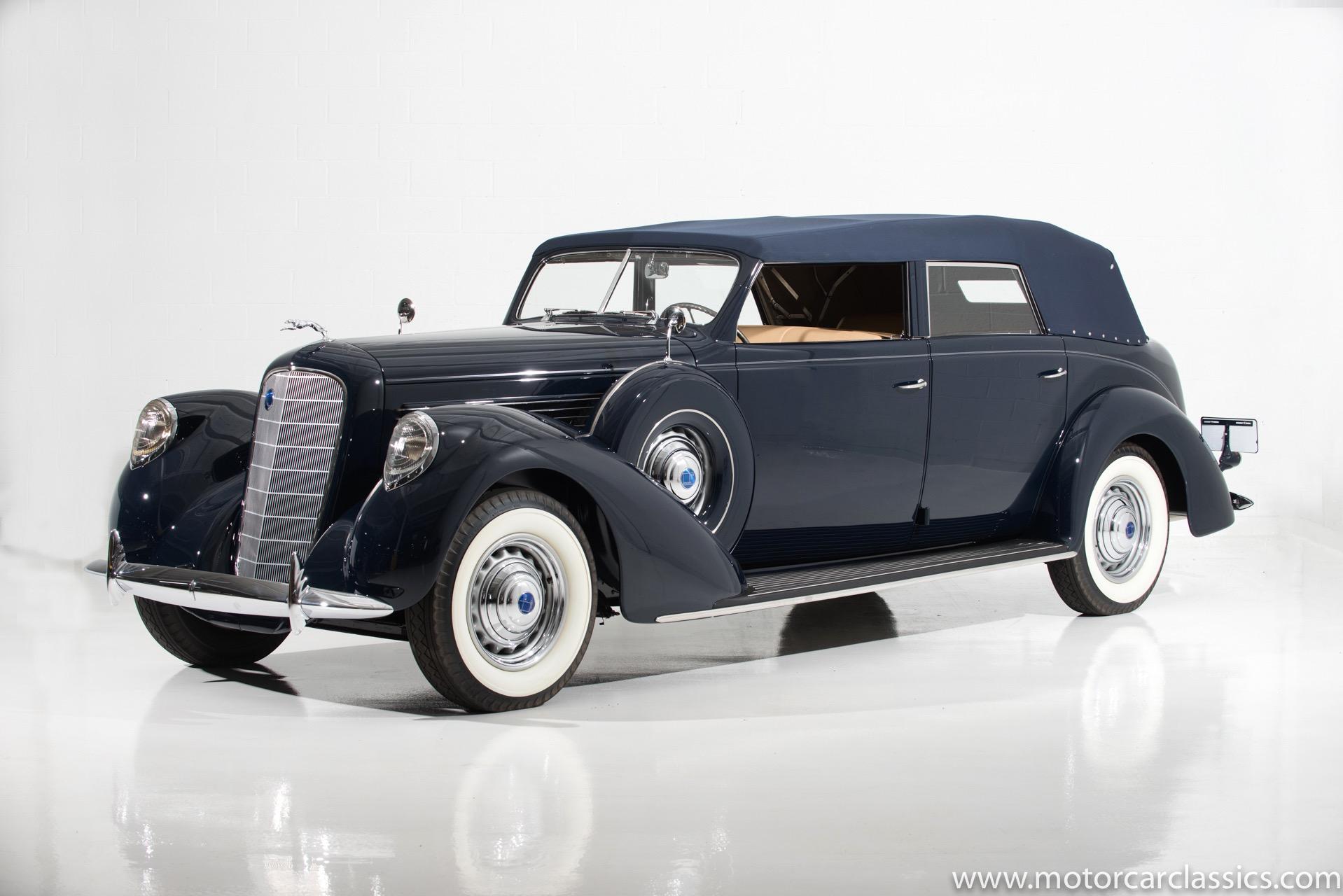 1938 Lincoln K-Series Lebaron