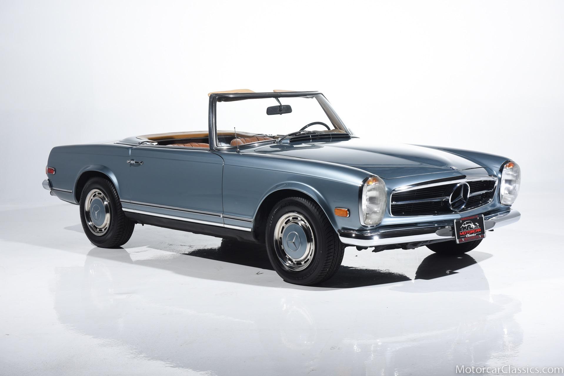 Used 1969 Mercedes Benz 280sl For Sale 99 900 Motorcar Classics