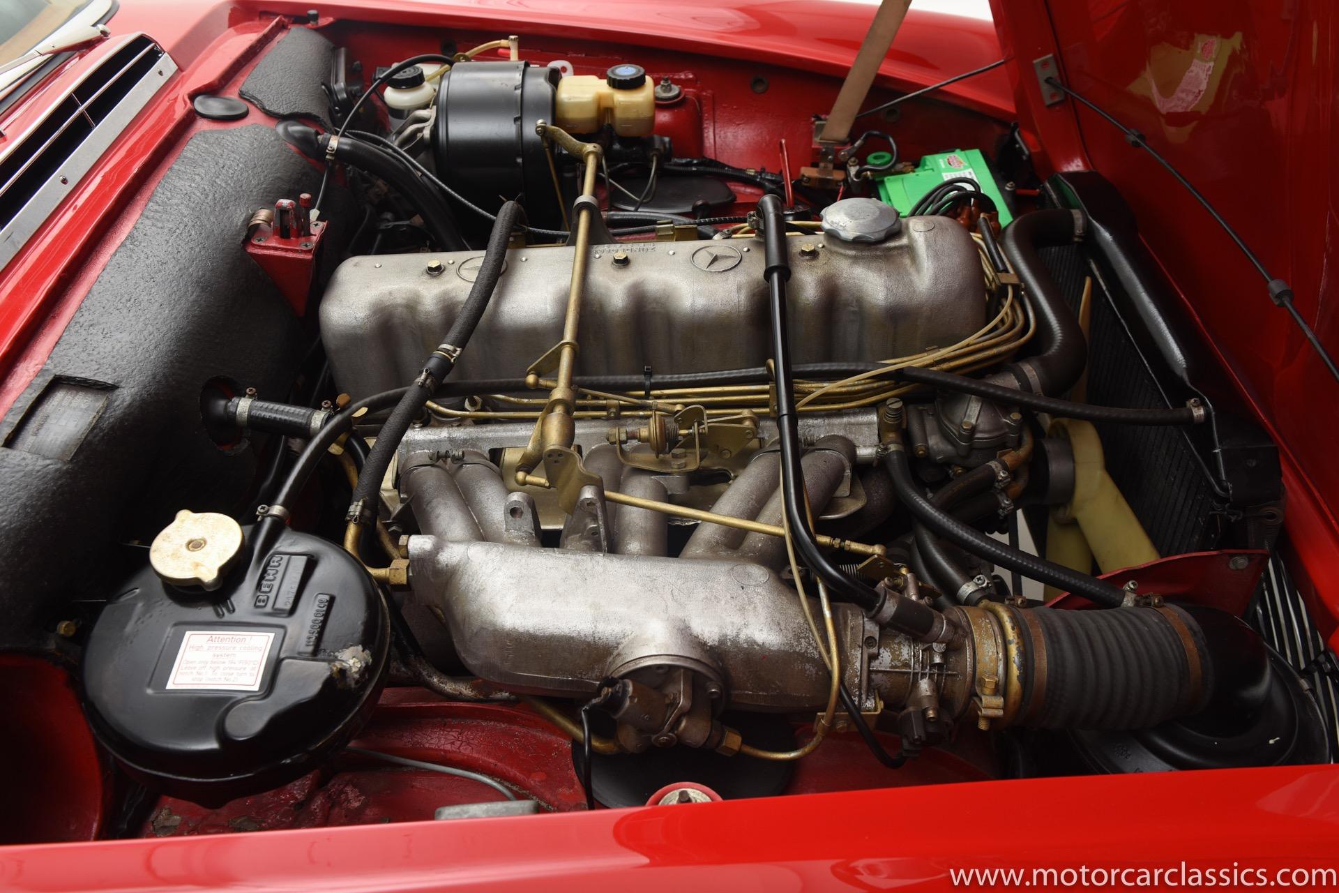 1966 Mercedes-Benz SL-CLASS 230SL