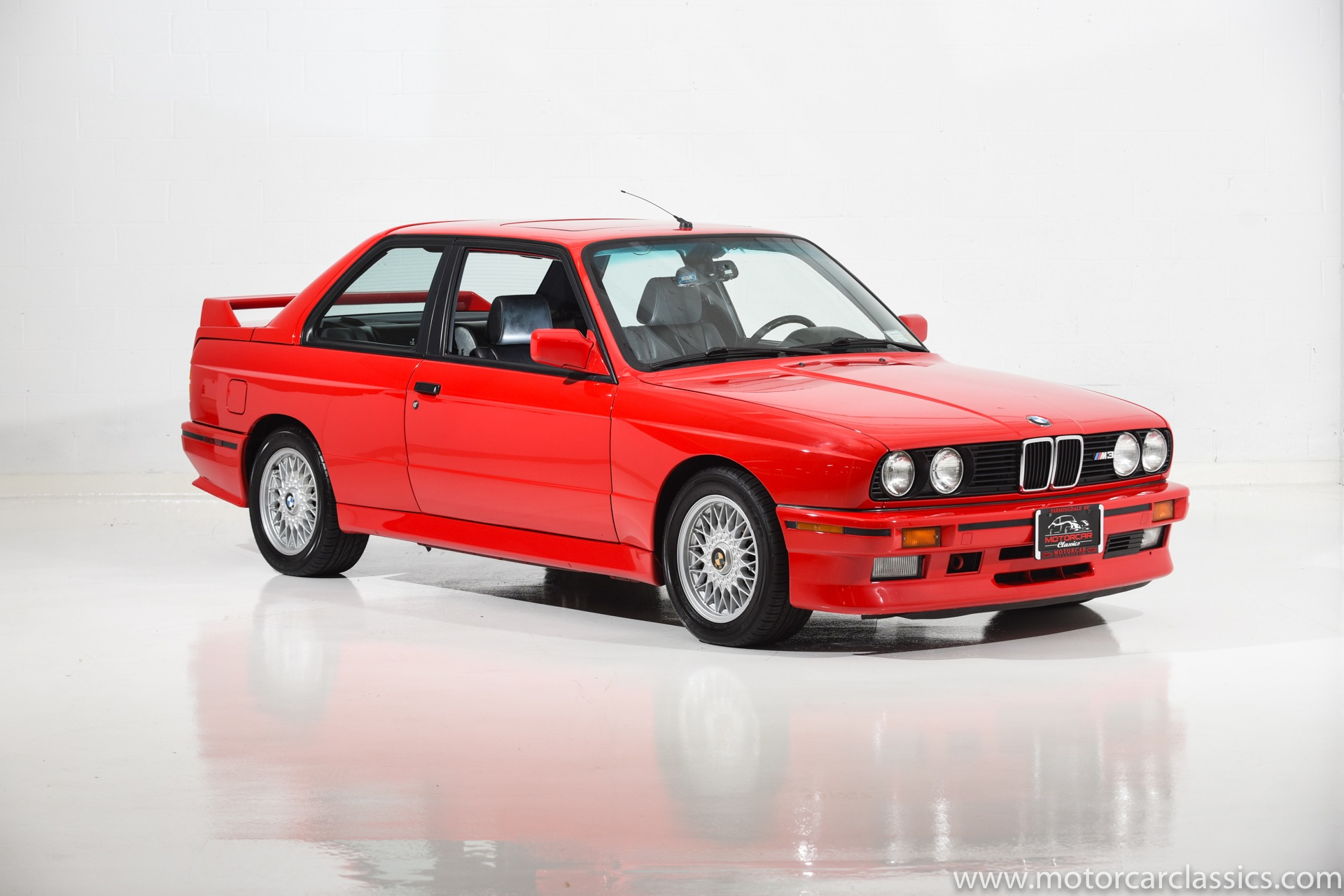 Used 1990 Bmw M3 For Sale Special Pricing Motorcar Classics Stock 1267