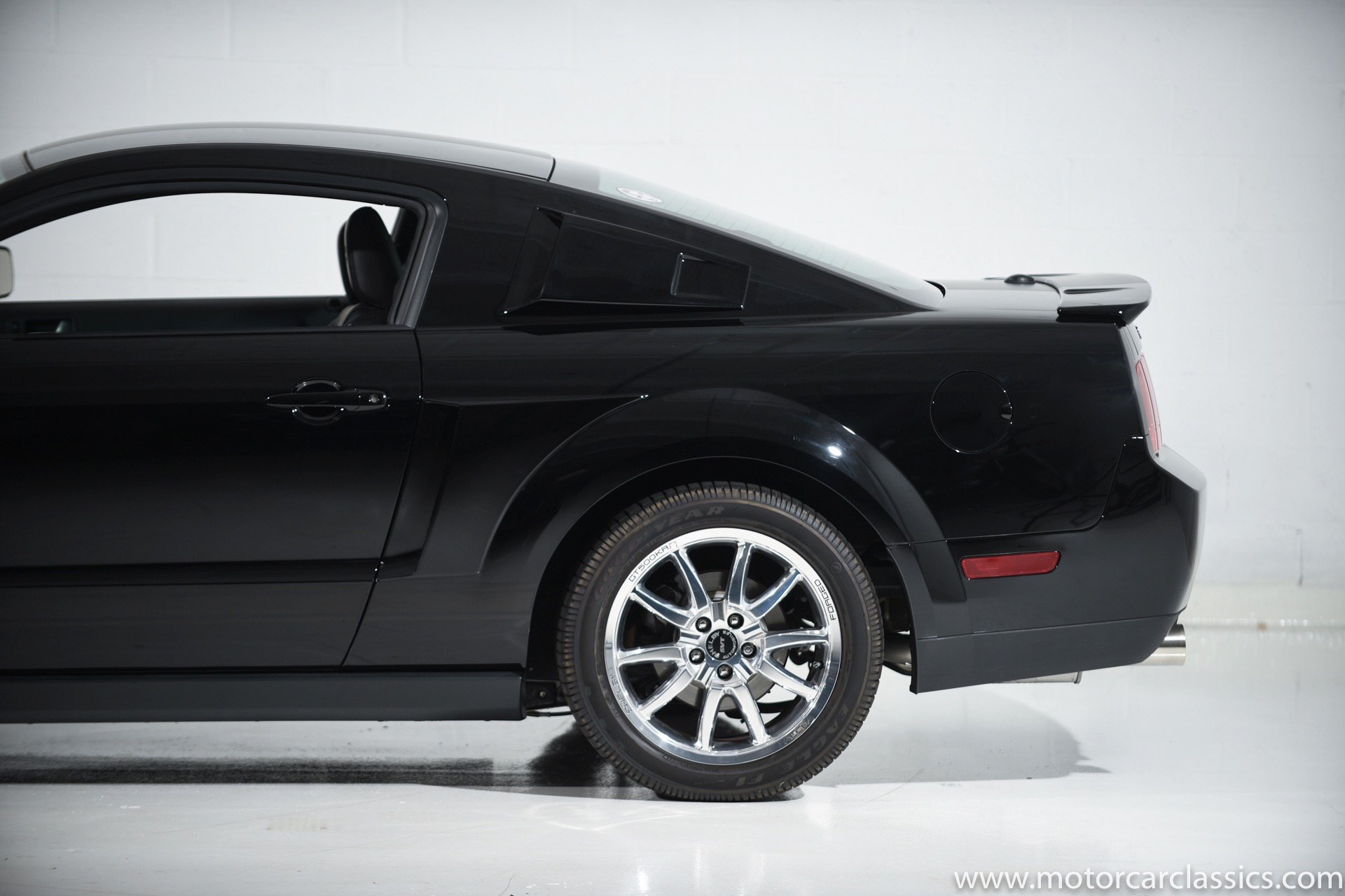 2009 Ford Shelby GT500 KR