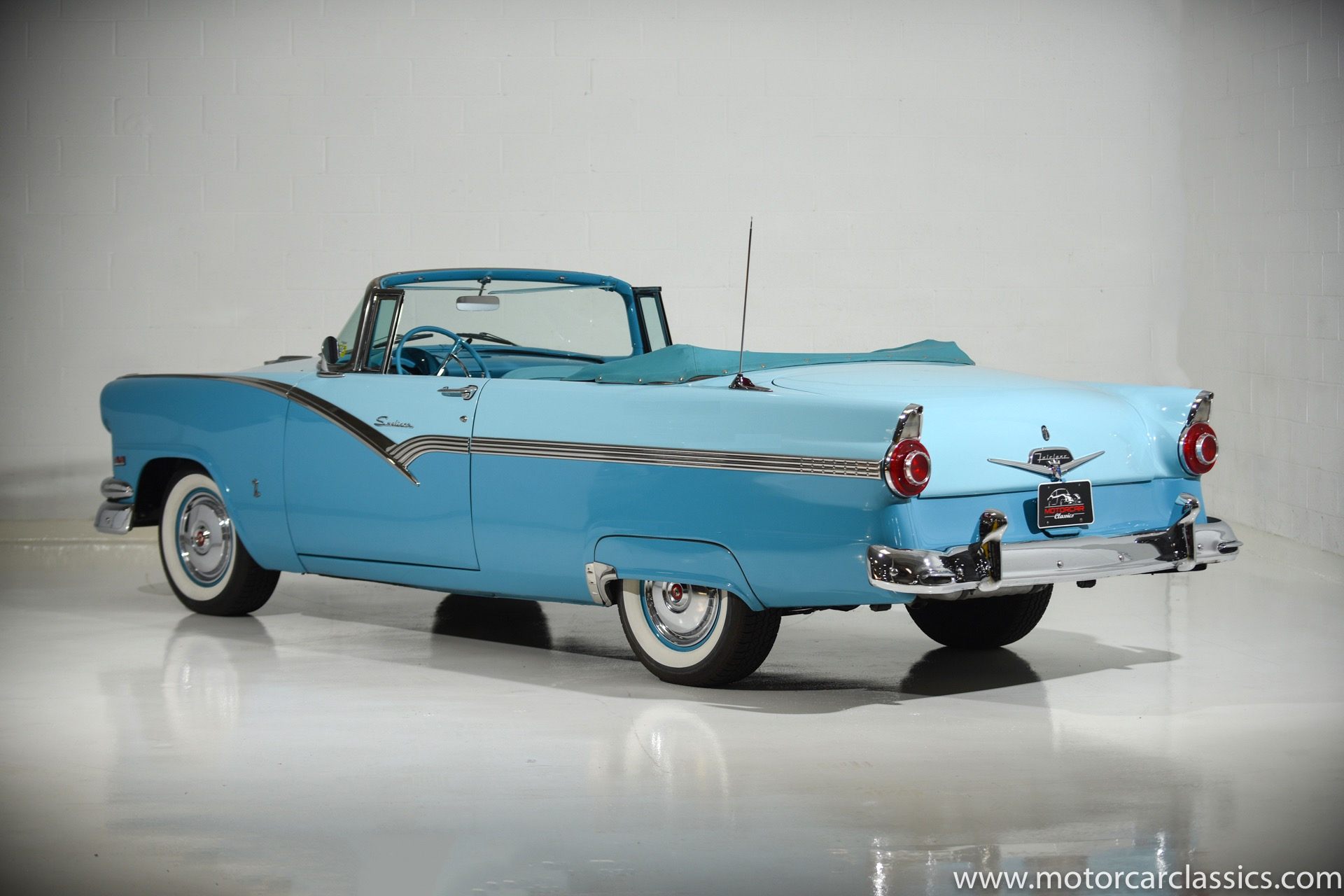 used 1956 ford fairlane sunliner for sale ($42,900) motorcar 1956 Ford Crown Victoria Skyliner 1956 ford fairlane sunliner