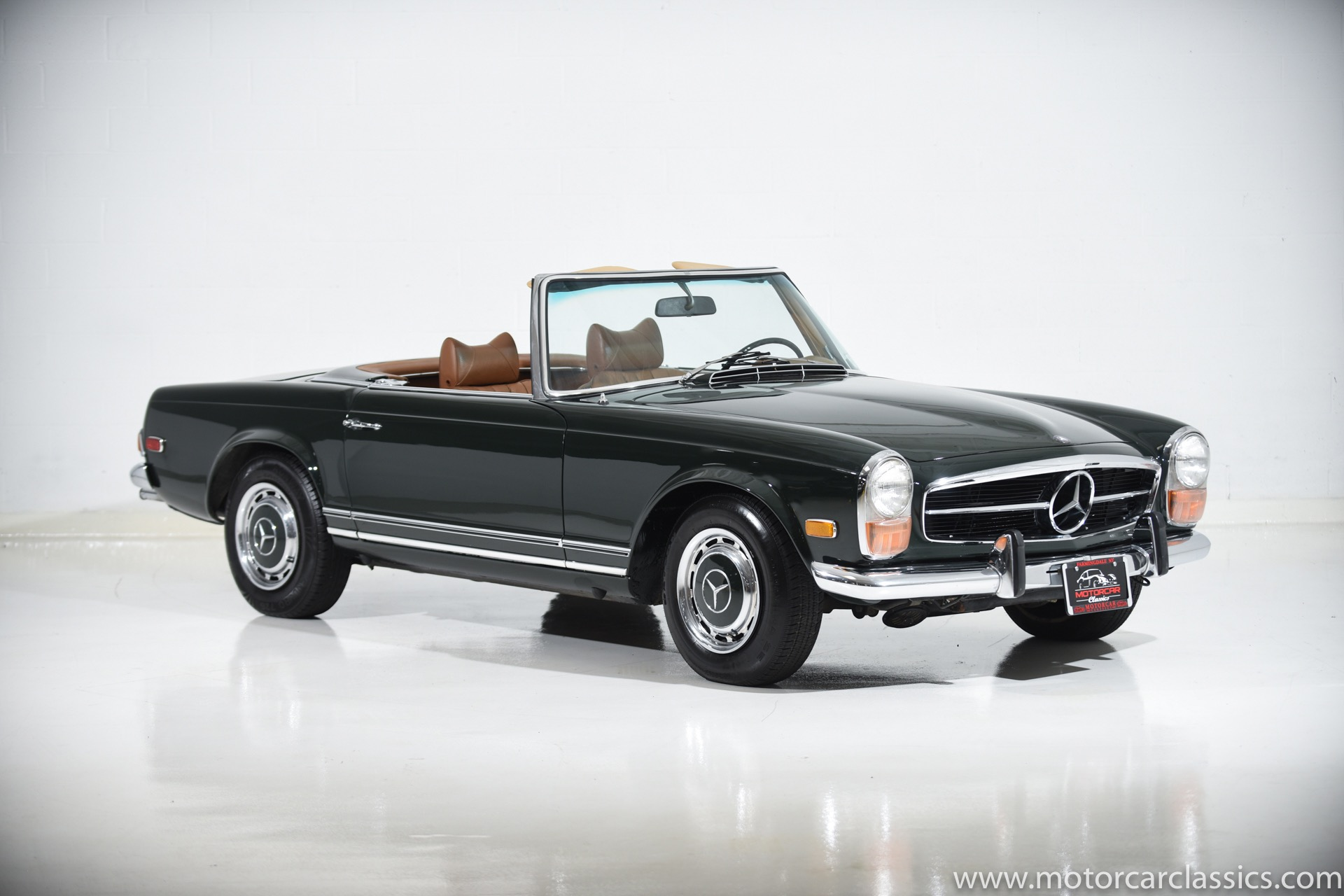 Used 1971 Mercedes Benz Sl Class 280sl For Sale 89 900 Motorcar